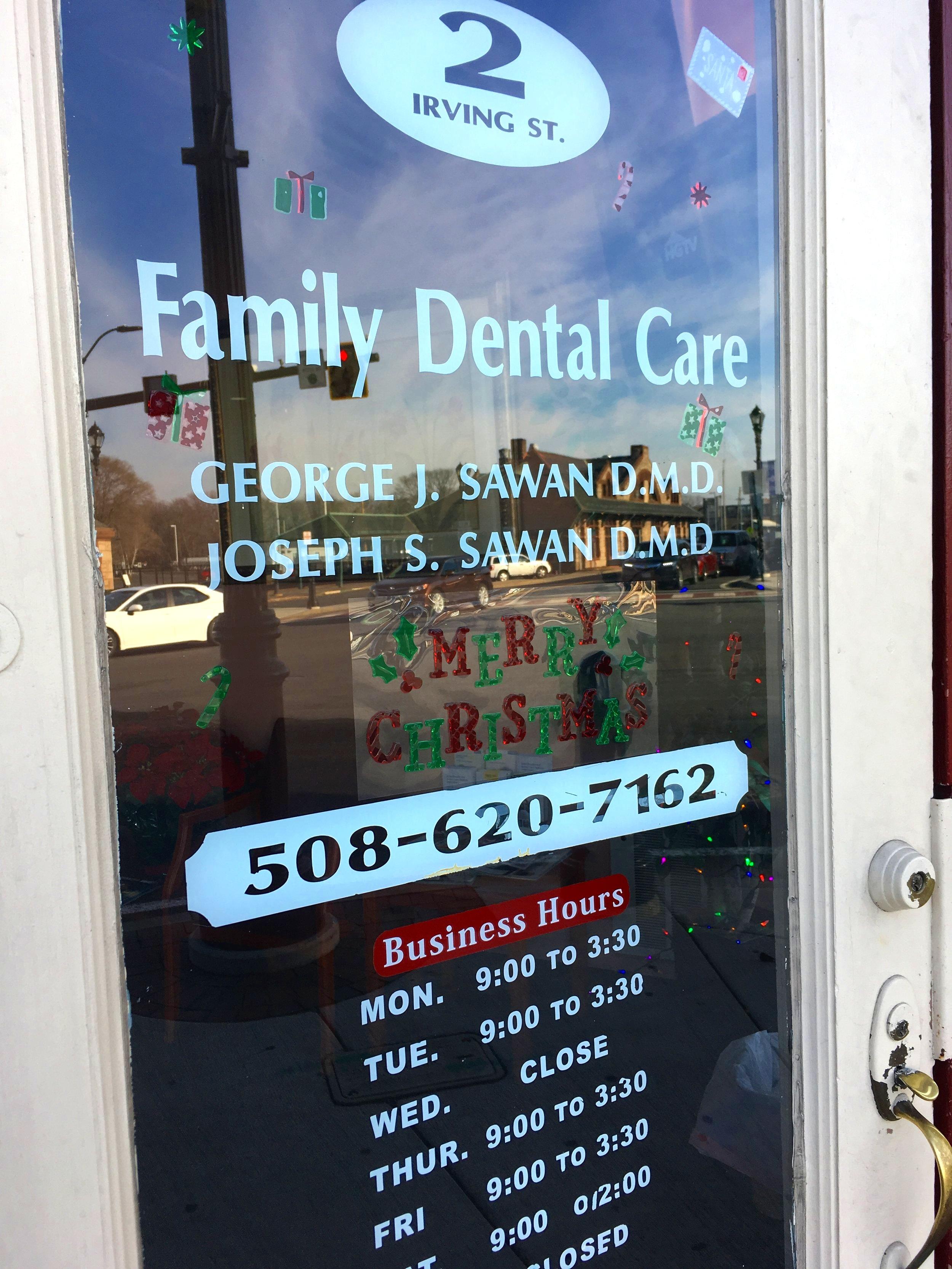 Family Dental Care   2 Irving Street