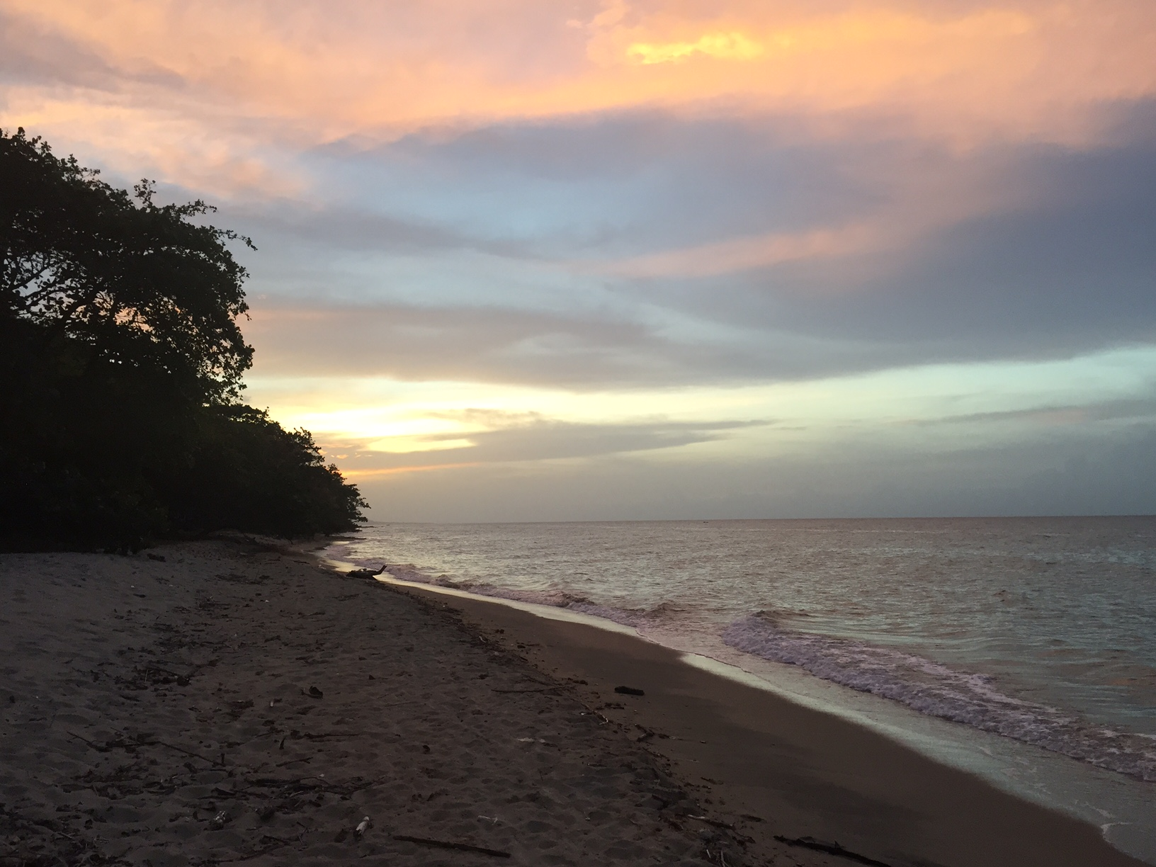 Honduras Sunset