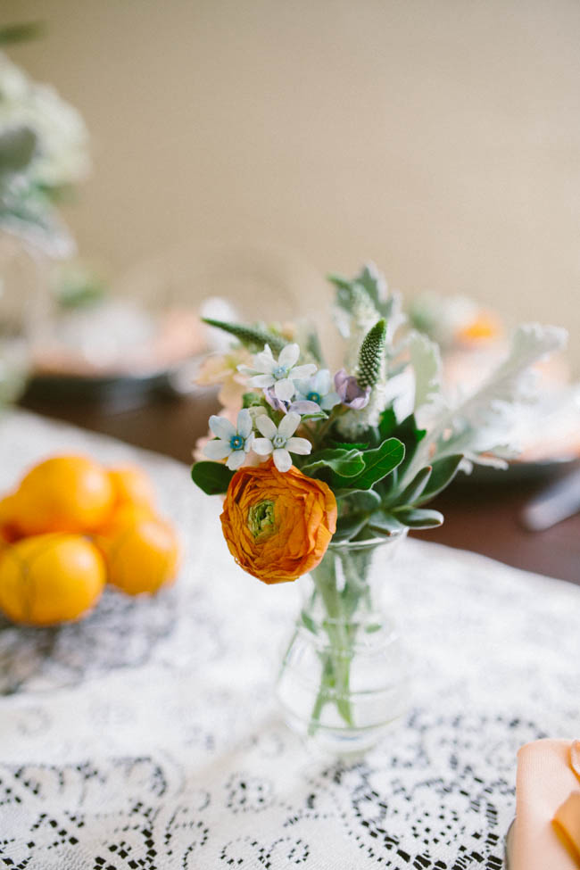 Petite arrangement