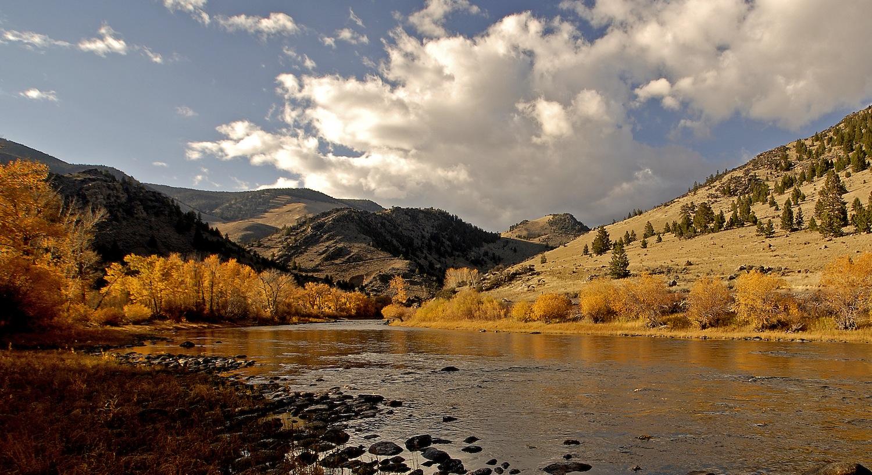 Big Hole River MT