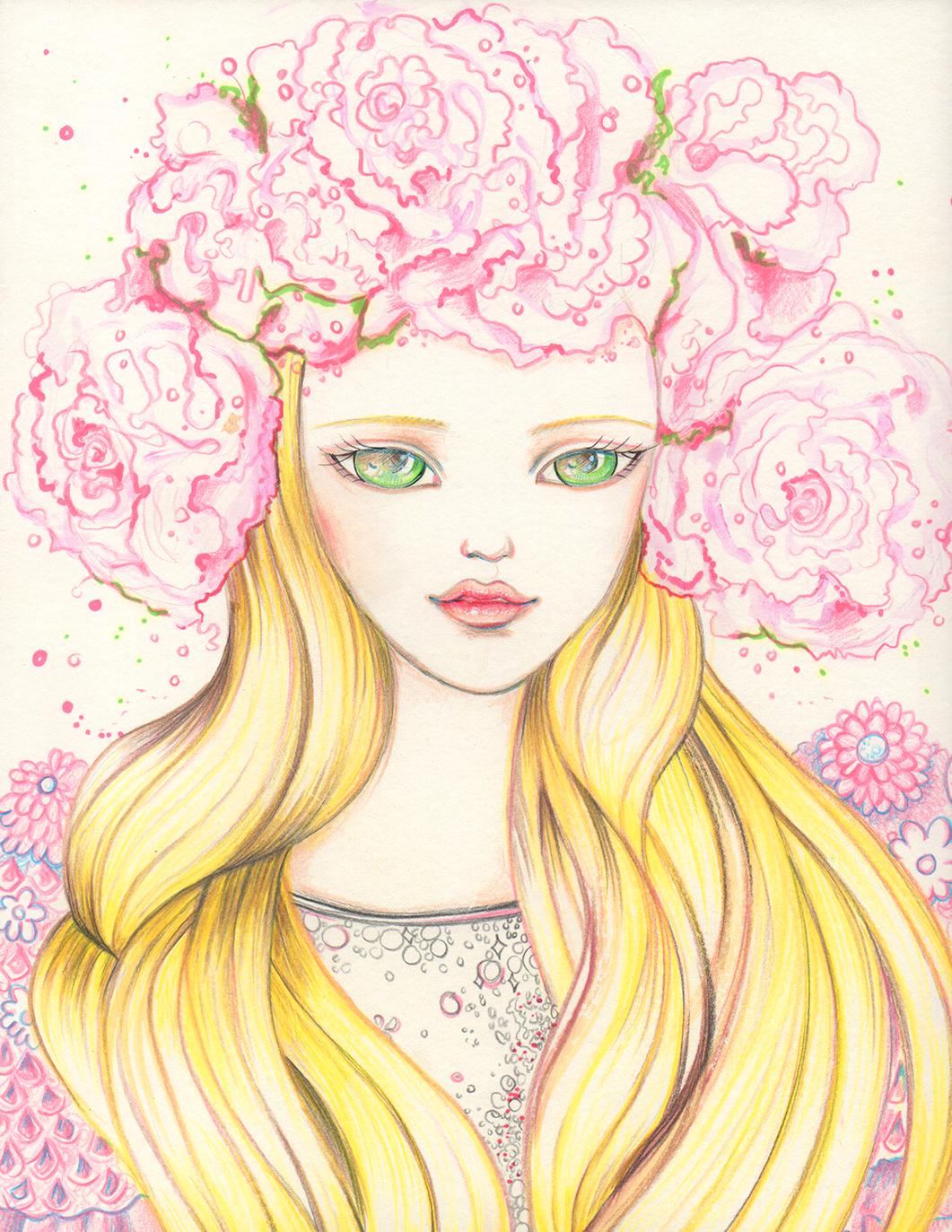 Alice Le Art Rose