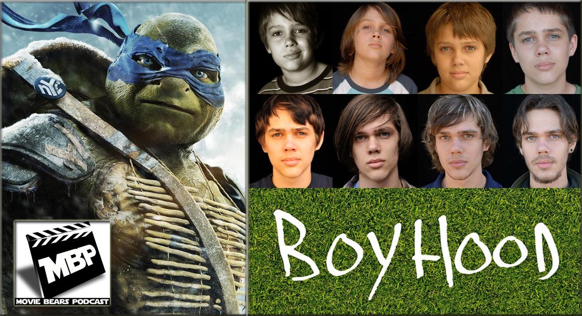 MBP e90 - 'TMNT' and 'Boyhood' (8/14/14)   The guys tackle both 'Teenage Mutant Ninja Turtles' and 'Boyhood' this week. Click through to view!