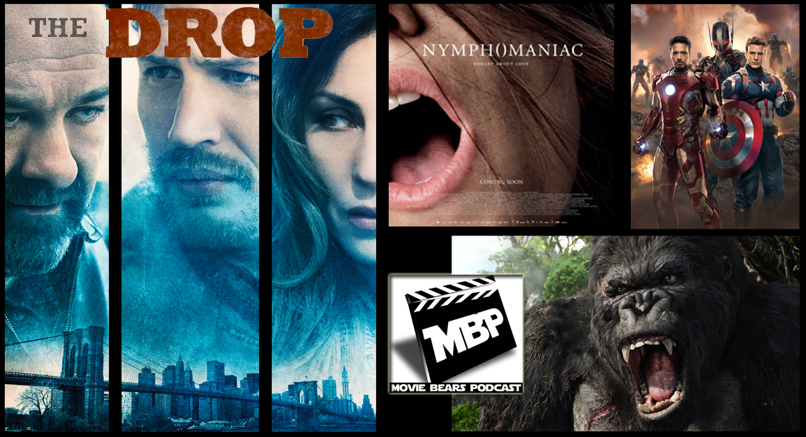 MBP e95 - 'The Drop' (9/18/14)    This week the bears discuss James Gandolfini's final film, 'The Drop.' A Brooklyn-set-mob-crime drama, 'The Drop' also stars the super woofy Tom Hardy and The Girl With the Dragon Tattoo herself, Noomi Rapace. Click through to view!