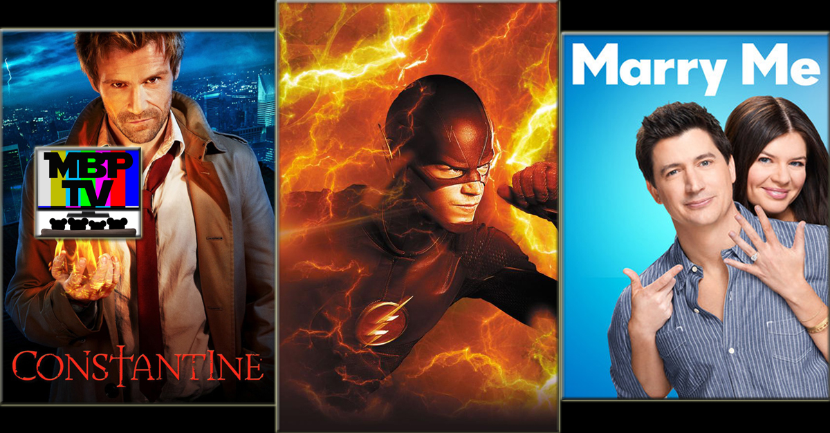 MBP TV e28 - Constantine Flash Me (10/28/14)    This week the bears 100 episodes of the Movie Bears Podcast! They also discuss 'Fury,' the new WW2-era action flick starring Brad Pitt. If you're on the fence about this one, the guys give some non-spoilery advice before diving into their spoilery review. Click through to view!