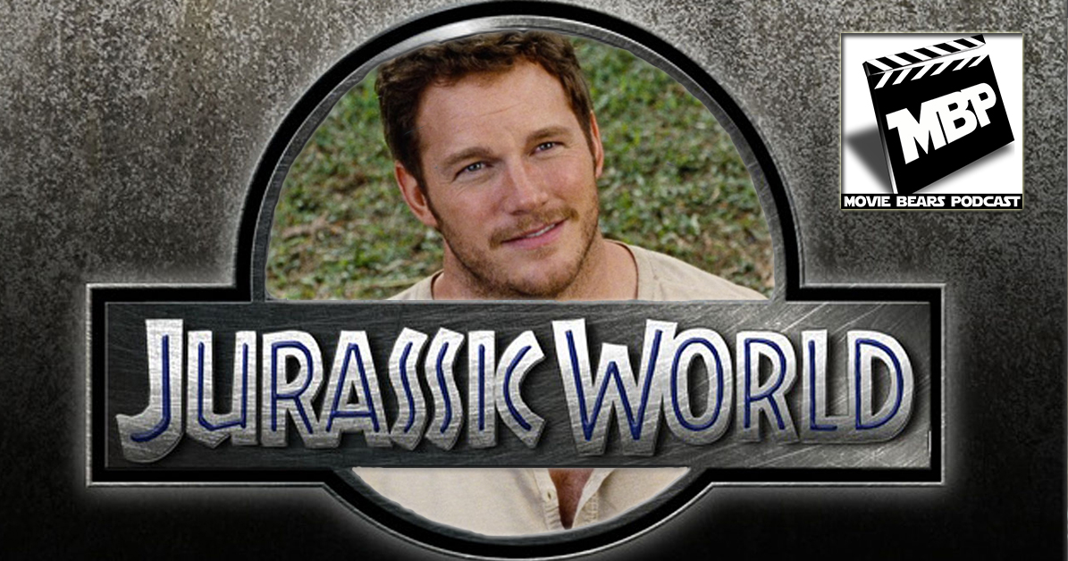 MBP e134 - 'Jurassic World' (6/18/15)    This week, the bears discuss 'Jurassic World,' the new follow up to 1993's 'Jurassic Park.' Is it the sequel we've all been waiting for? Click through to find out!