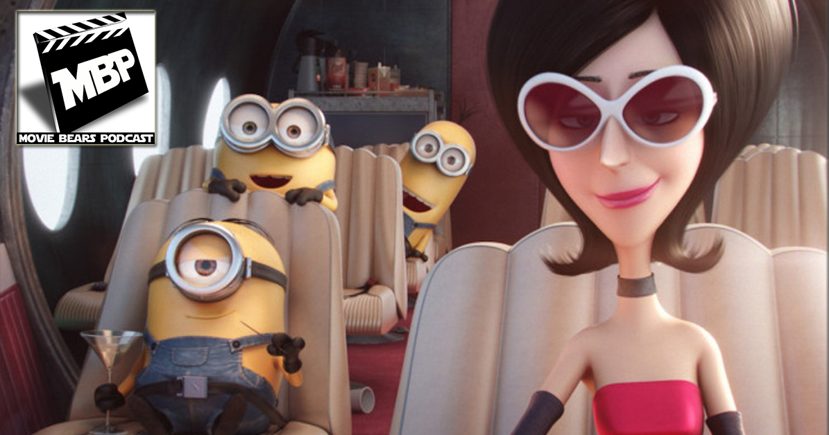 MBP e138 - 'Minions' (7/21/15)    On this episode we discuss the new MINIONS movie and try to figure out if it has more going for it than a typical summer kid's movie. Also... So you didn't get to go to San Diego Comic Con for all the big comic book movie announcements?? Well, we didnt either. BUT...we do discuss pretty much all of the biggest news and reactions coming out of the Con. Click through to view!