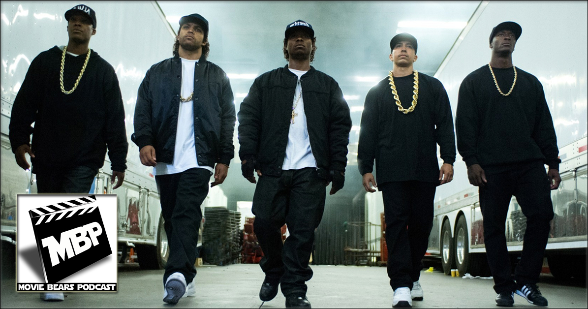 MBP e143 - 'Straight Outta Compton' (8/25/15)    The end of summer movie season is upon us and on this week's episode, the guys discuss some interesting movie news coming from Disney's recent D23 Expo event as well as a full review of 'Straight Outta Compton', the tremendously successful hit biopic about the legendary hip/hop & rap band N.W.A. Click through to view!