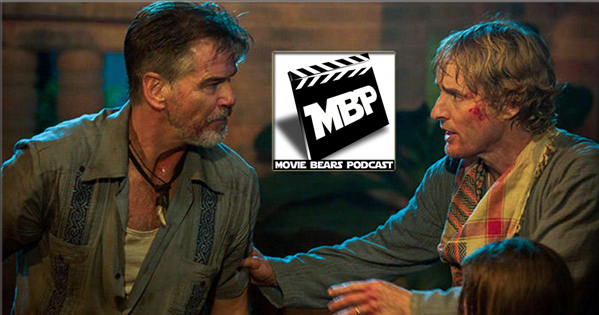 MBP e145 - 'No Escape' (9/8/15)    On this week's episode, we review the tense new action/thriller 'No Escape', starring Owen Wilson. Even though the summer blockbuster days are now behind us, there are plenty of gems hitting movie screens between now and the end of the year. So, listen in as the guys pick the ones they are most looking forward to. Click through to view.