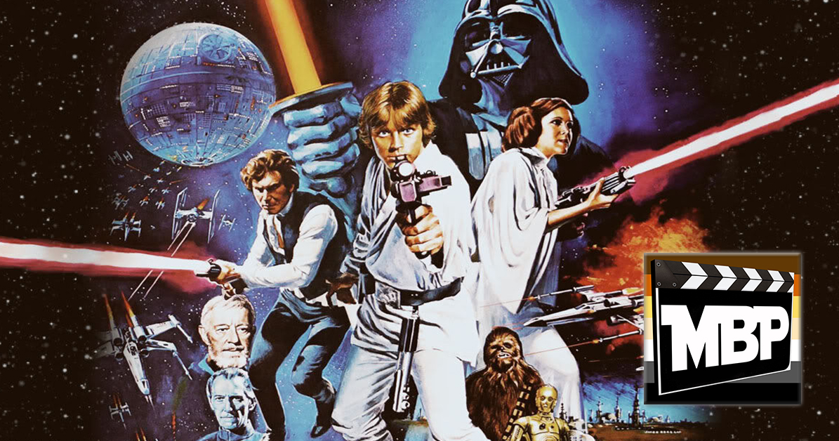 MBP e160 - Star Wars Extravaganza (12/15/15)    PREPARE FOR LIGHTSPEED! As the release of 'Star Wars: The Force Awakens' looms just days away, this week we celebrate the Star Wars franchise with an in-depth discussion of all of the films released thus far! Click through to listen!