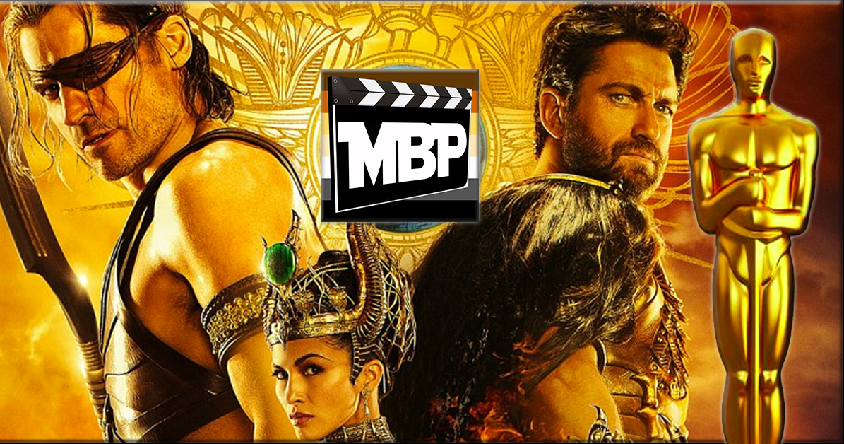 MBP e171 - 'Gods of Egypt' and Oscars Recap (3/1/16)    This week the guys review 'Gods of Egypt' and recap some Oscars highlights! Click through to listen!