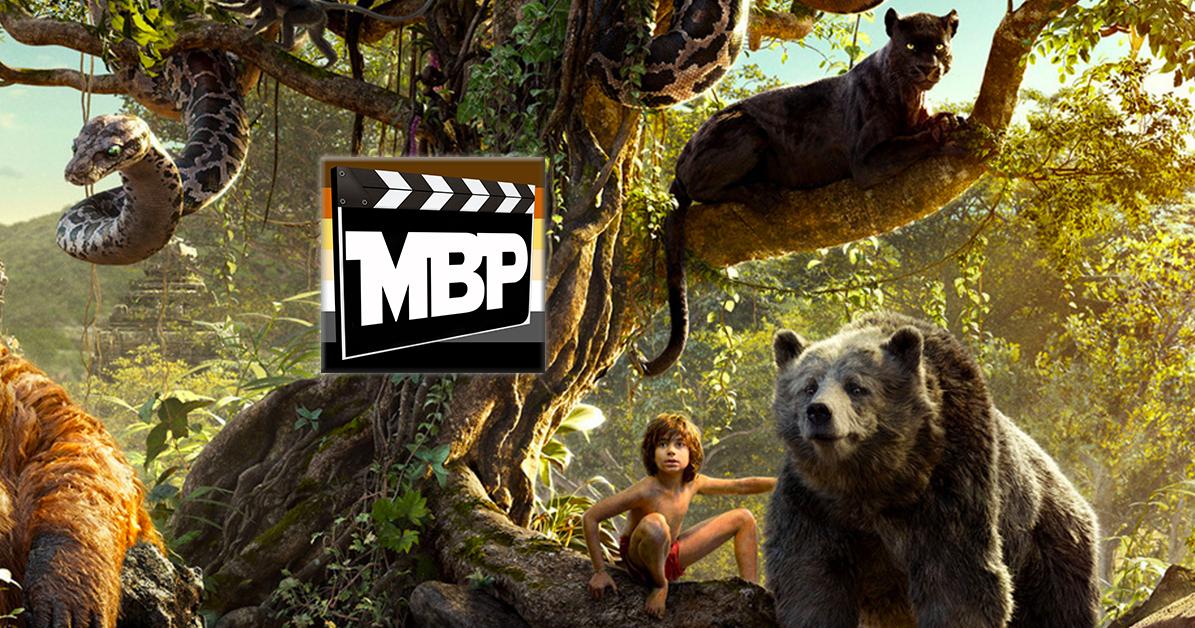 MBP e179 - 'The Jungle Book' (4/21/16)    We've got more than just the bear necessities when it comes to reviewing 'The Jungle Book' remake. If you're on the fence about this one, check out our non-spoilery thoughts before diving into our full review. Click through to listen!