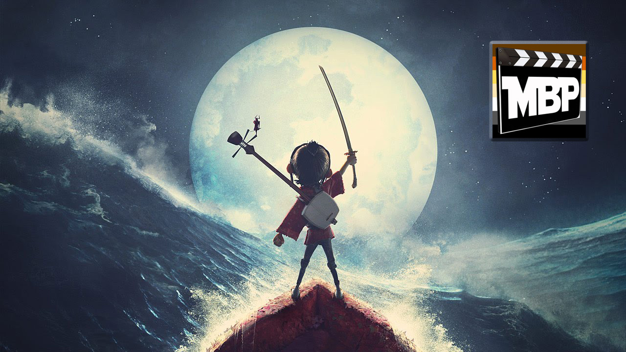 MBP e197 - 'Kubo and the Two Strings' (9/2/16)    If you must blink, do so now. Why are Brad, Jim, and Will of the Movie Bears Podcast raving over 'Kubo and the Two Strings?' Tune in to find out! Click through to listen.