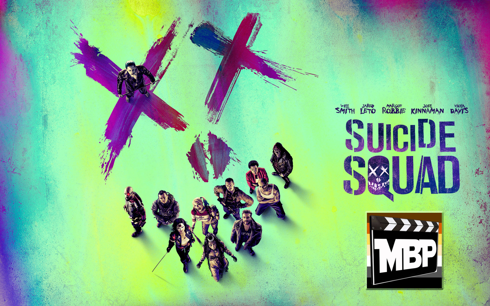 MBP e195 - 'Suicide Squad' (8/19/16)    The latest DC Universe superhero film has been generating all kinds of buzz lately. Is this the booster shot that DC needs? Or is this gang of antiheroes just a bunch of jokers? Tune in to find out! Click through to listen.