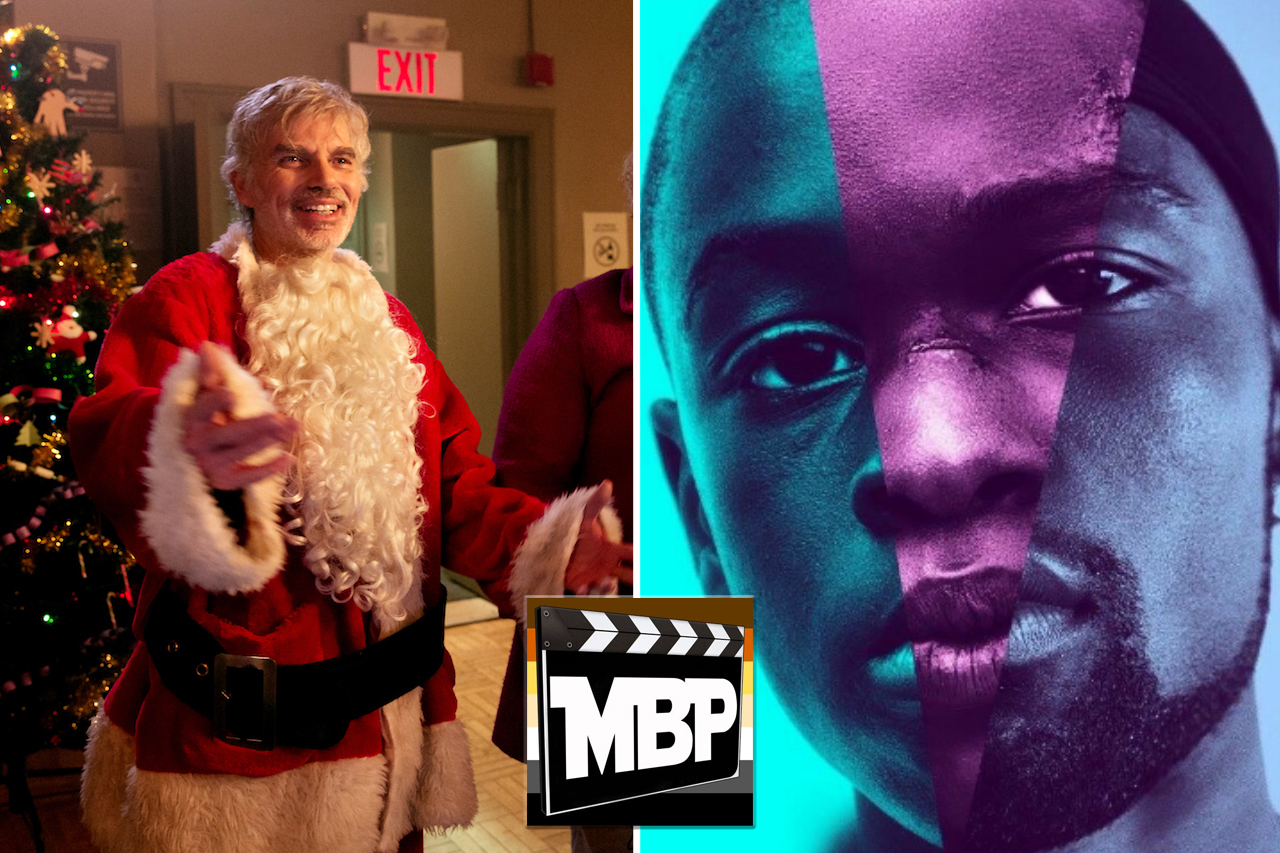 MBP e210 - 'Bad Santa 2' and 'Moonlight' (12/9/16)    December means two things: holiday films and prestige films, both of which compete for our precious time at the movies. This week, we review on of each: 'Bad Santa 2' and 'Moonlight.' Which deserves your time and money this holiday season? Click through to listen.