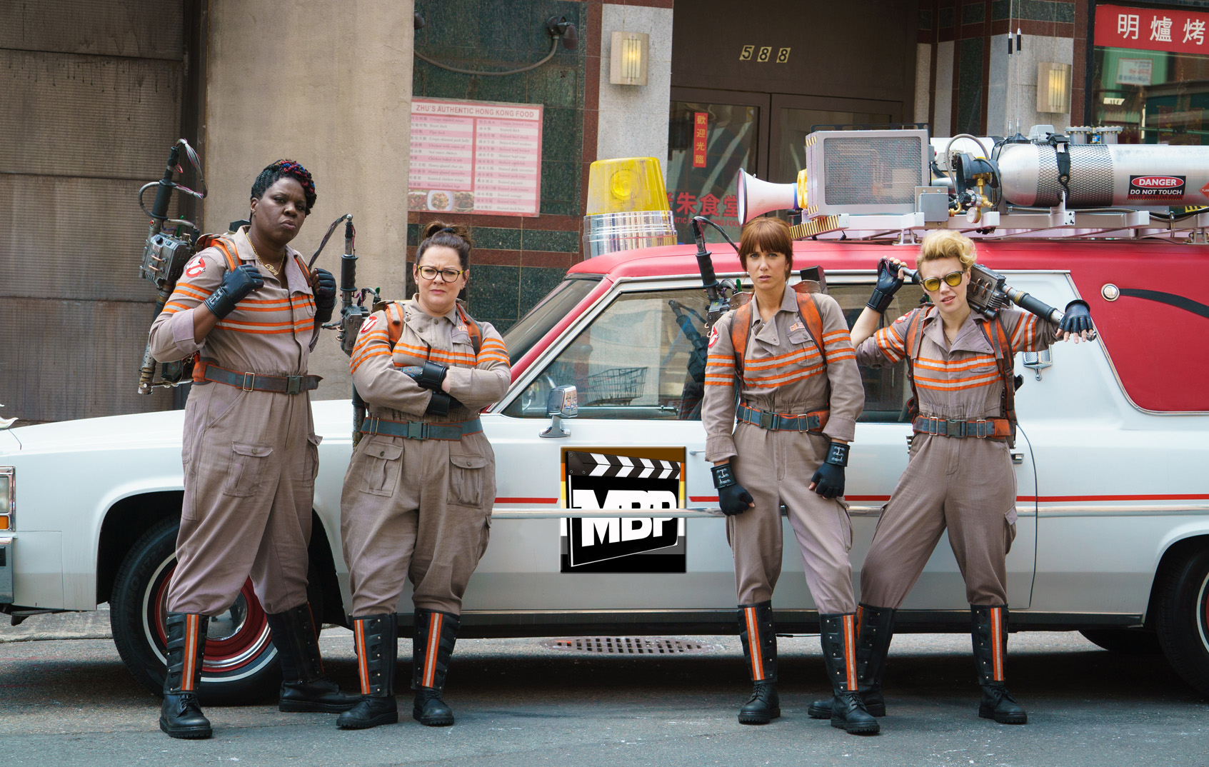 MBP e192 - 'Ghostbusters' (7/21/16)    There's been a LOT of buzz about the new 'Ghostbusters' film. Should this remake have been made? And how does this cast stack up? Tune in to find out! Click through to listen.