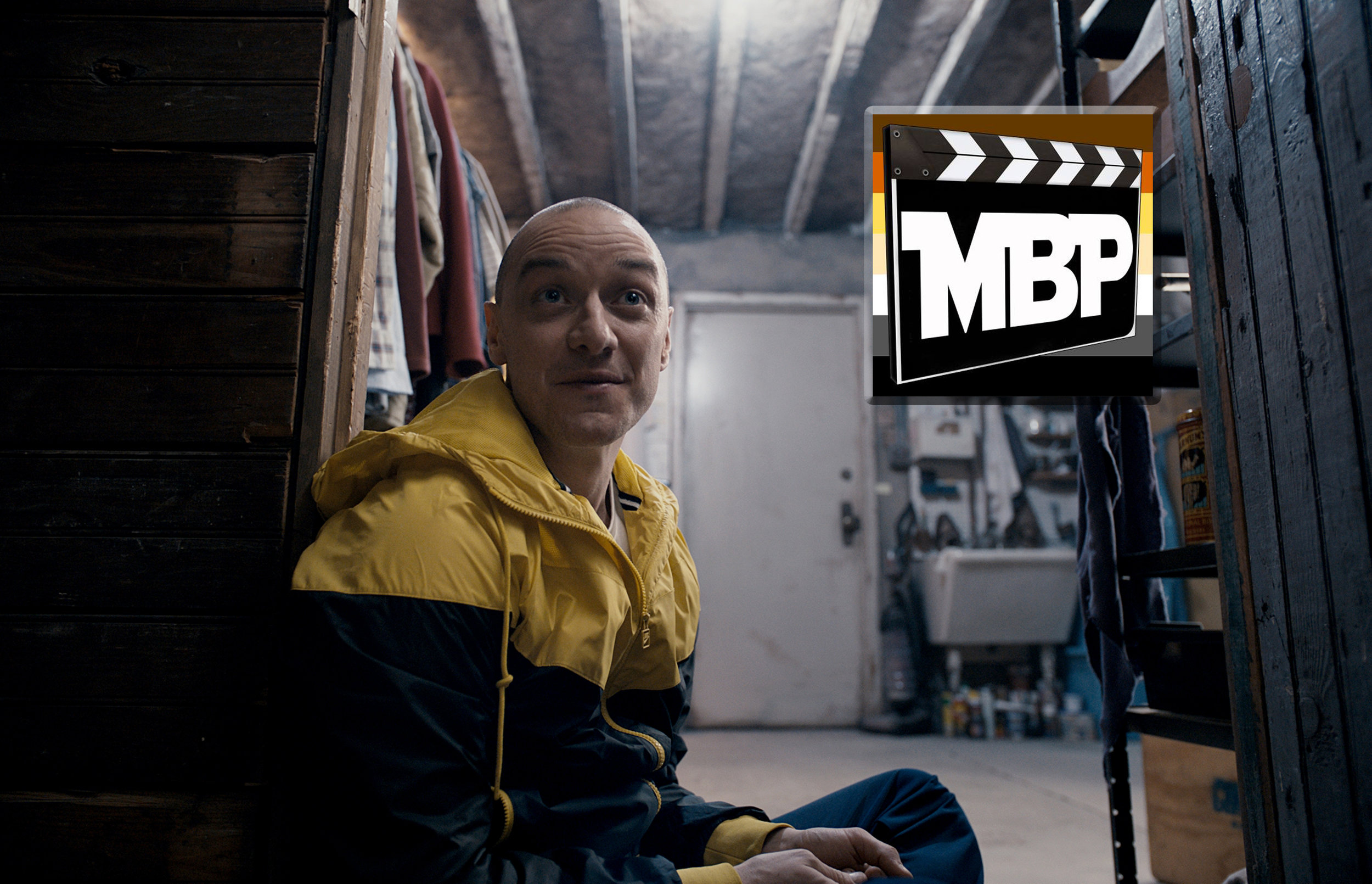 MBP e217 - 'Split' (1/27/   17)   Controversial filmmaker M. Night Shyamalan is back with his new thriller, 'Split,' about a man with multiple personalities who abducts a trio of teenaged girls. Is this a clunker, or will the true twist be a solid return to form? Click through to find out!