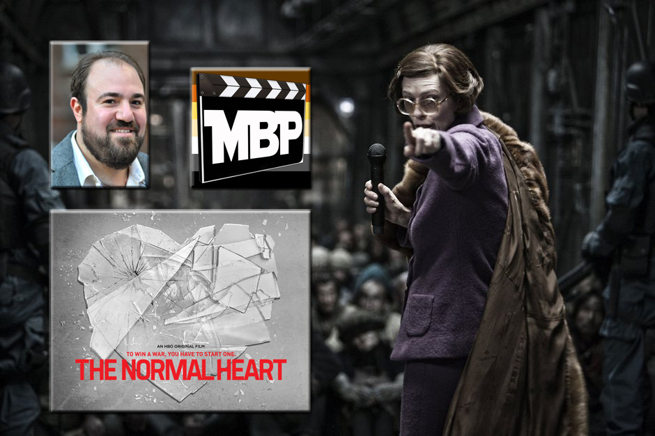 MBP e85 - 'Snowpiercer' and 'The Normal Heart' (7/11/14)   It's a double-feature! We're joined by Adam Shapiro to discuss the heart-breaking tale of the AIDS Crisis in 'The Normal Heart.' Then, we discuss Joon-ho Bong's post-apocalyptic sci-fi action flick, 'Snowpiercer.' Click through to listen!
