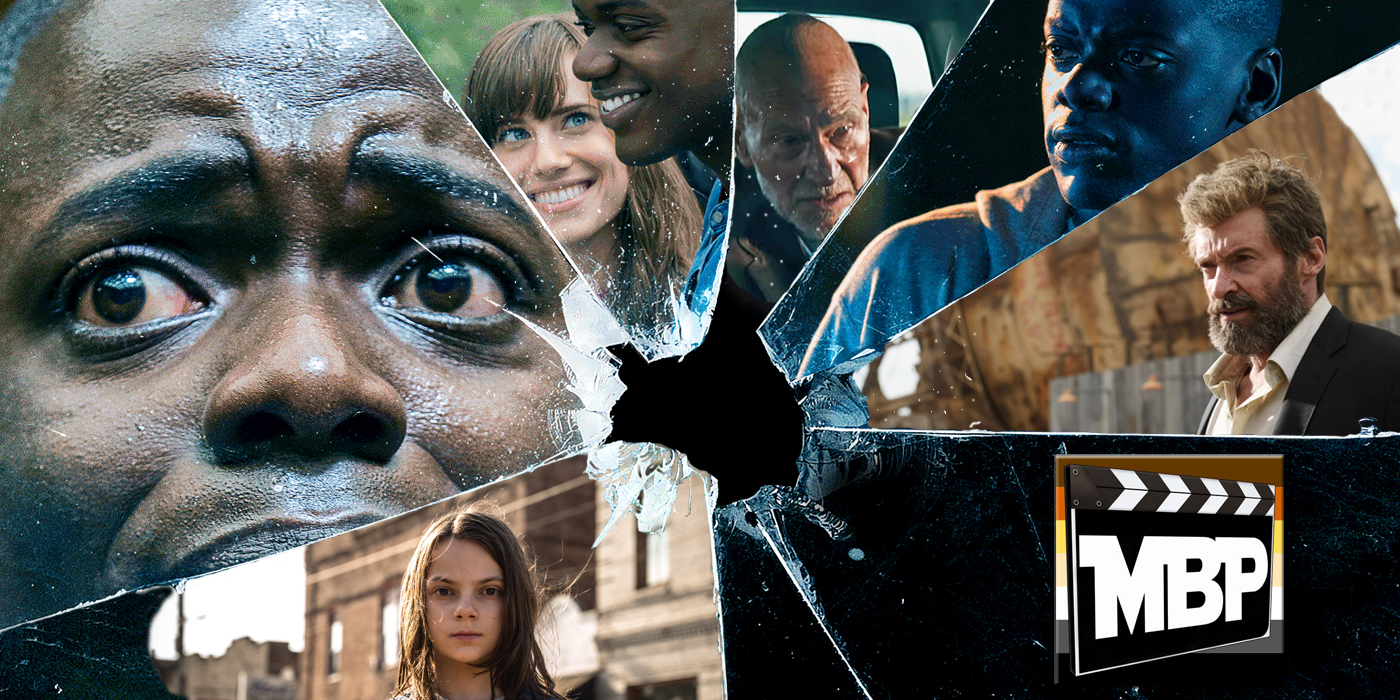 MBP e223 - 'Logan' and 'Get Out' (3/10/17)    There has been a ton of buzz about 'Logan' and 'Get Out,' with the critical consensus being that both films elevate their respective genres. But do the Movie Bears agree? Click through to find out!