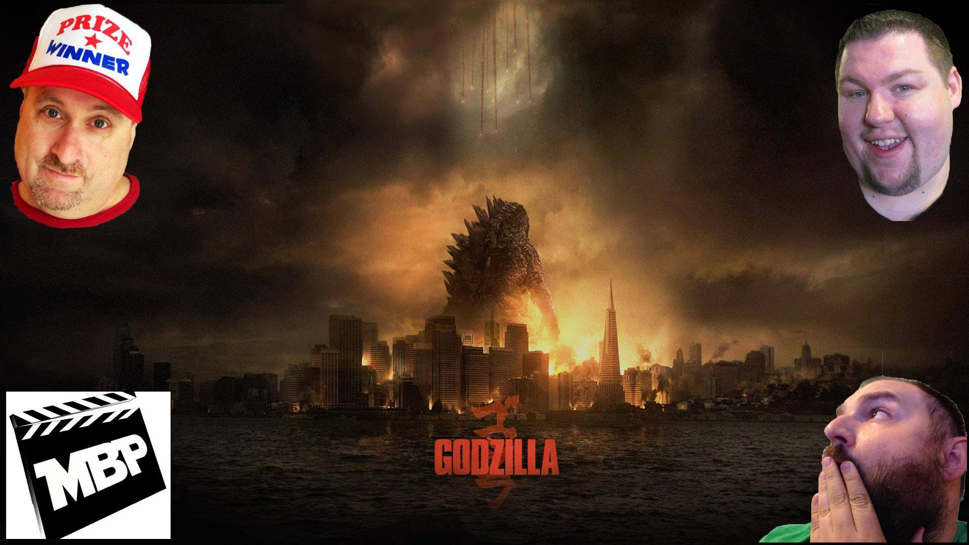 MBP e78 - 'Godzilla' (5/23/14)   RAWR!!!! This week, the Movie Bears Podcast reviews the latest update to the 'Godzilla' franchise. Click through to listen!