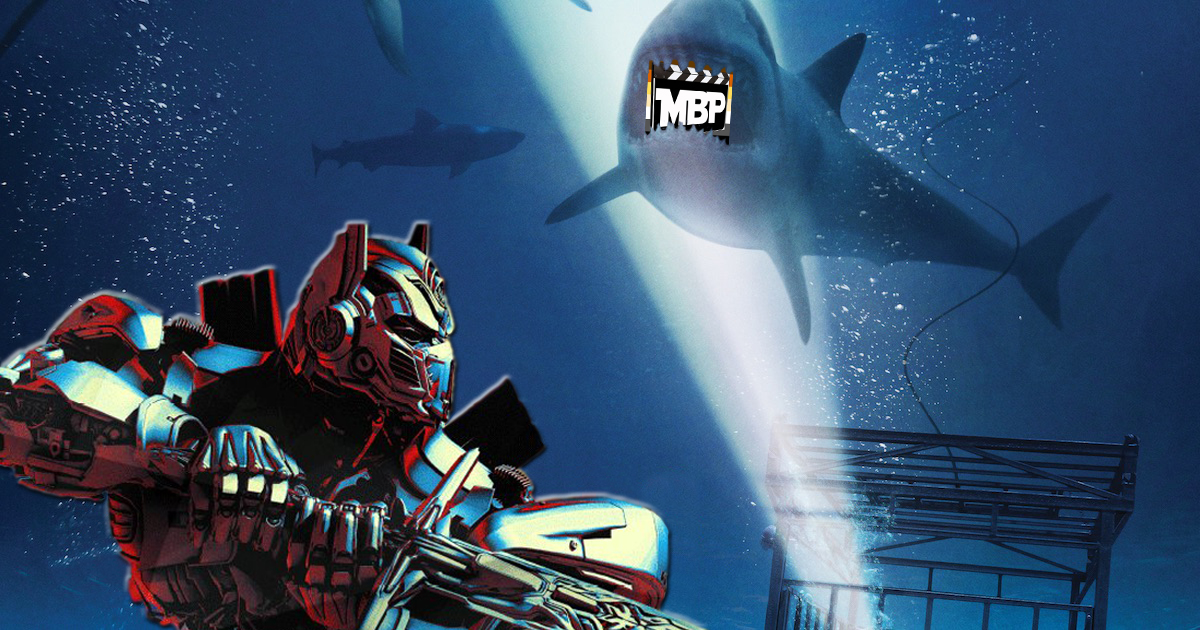 MBP e239 - 'Transformers: The Last Knight' and '47 Meters Down' (6/30/17)    On this week's episode of the Movie Bears Podcast, we celebrate Pride Month by crowning our Movie Bear of the Month, Pride Edition, based on listener submissions. Then, we rollout our review of 'Transformers: The Last Knight' before performing a deep dive on underwater shark thriller '47 Meters Down.' Click through to listen!