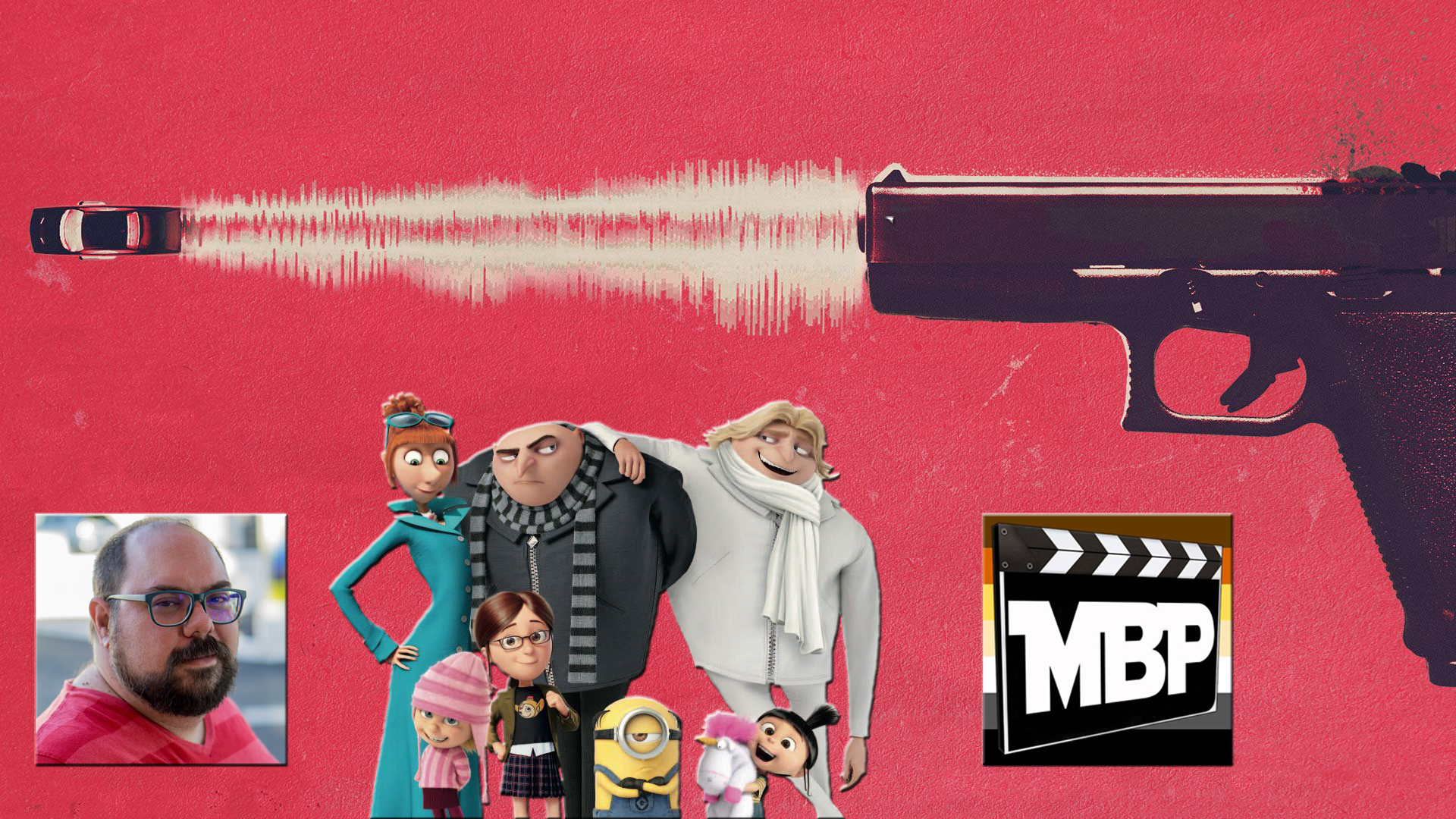 MBP e240 - 'Baby Driver' and 'Despicable Me 3' (7/7/17)    The sexy voice of the Movie Bears Podcast, Chris Lopez, returns to help us review Edgar Wright's 'Baby Driver' and Illumination animation film 'Despicable Me 3.' Click through to listen!