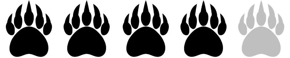 Bear Paws 4
