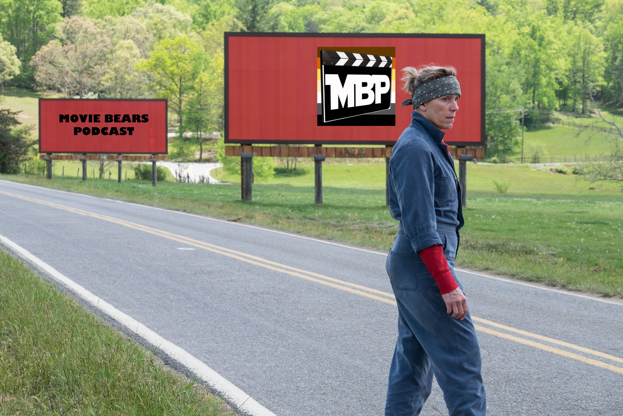 MBP e262 - 'Three Billboards Outside Ebbing, Missouri' (12/1/17)    We're big fans of Martin McDonagh on the Movie Bears Podcast. But does his latest film, 'Three Billboards Outside Ebbing, Missouri,' do justice to its weighty and timely topic? Tune in to find out!