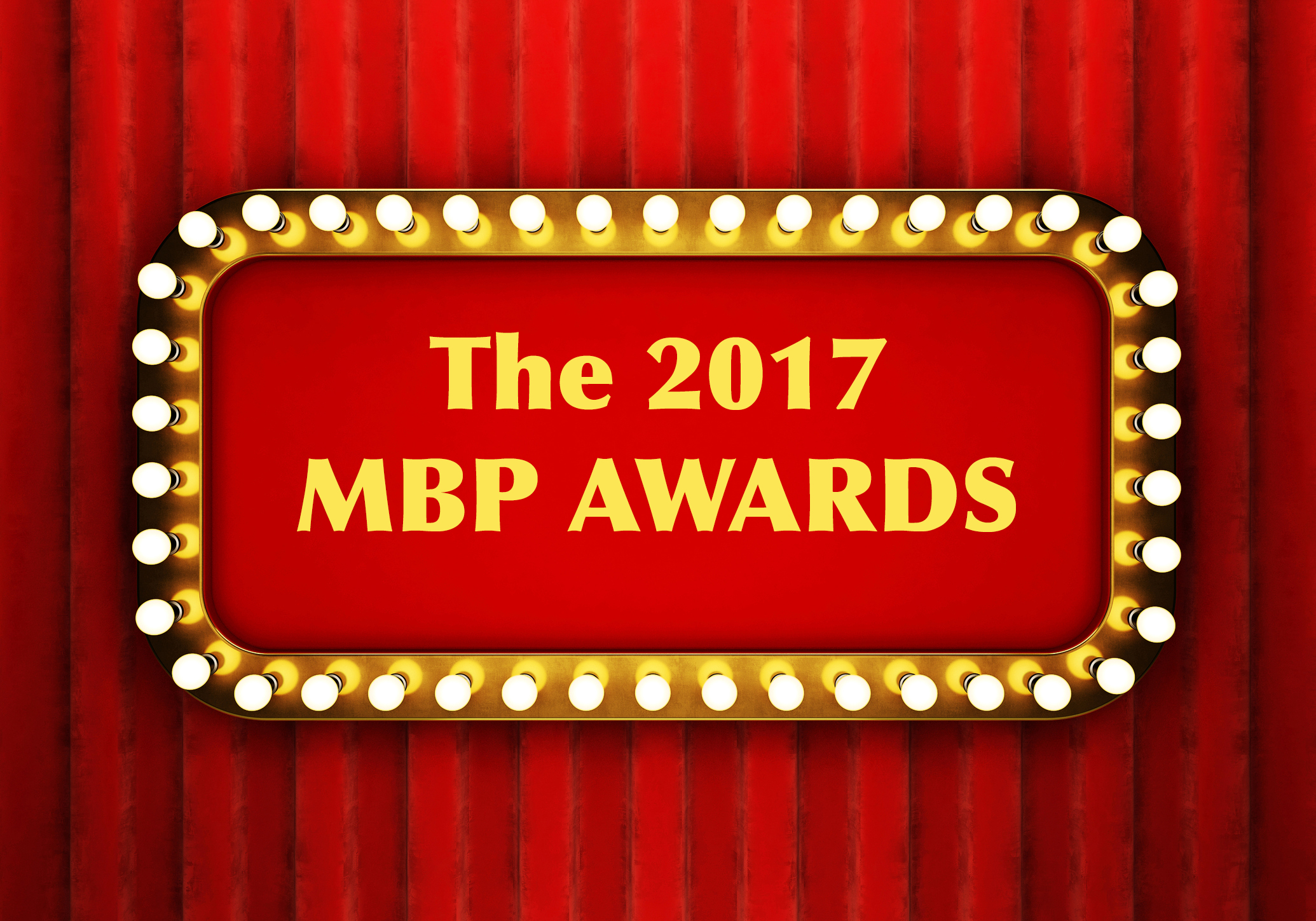 MBP Awards 2017