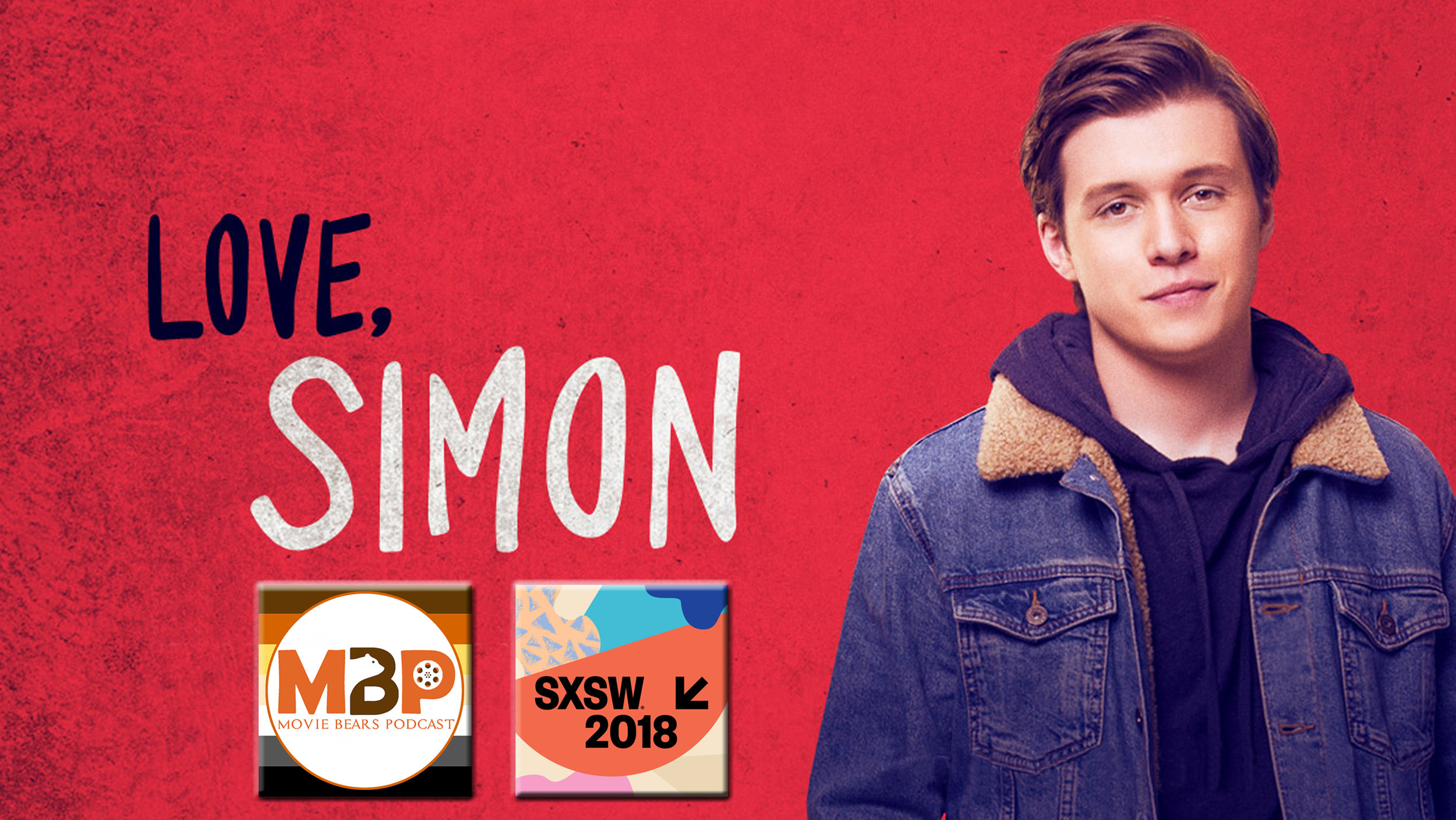 MBP e275 - 'Love, Simon' and SXSW 2018 Highlights (3/23/18)    'Love, Simon' is your classic teen rom-com... but this time, starring a gay high school kid figuring out his place in the world, in his family, in his circle of friends, and in the heart of the anonymous pen pal he has started crushing on. In this week's episode, the MBP boys and special guest Matt Goad of YoUTube's 'Cocktail Moment' discuss this film's impact, both as a mainstream piece of entertainment and as a step forward for the LGBTQ community. PLUS: join us for part one of our SXSW 2018 coverage as we discuss some of our favorite moments from the festival!