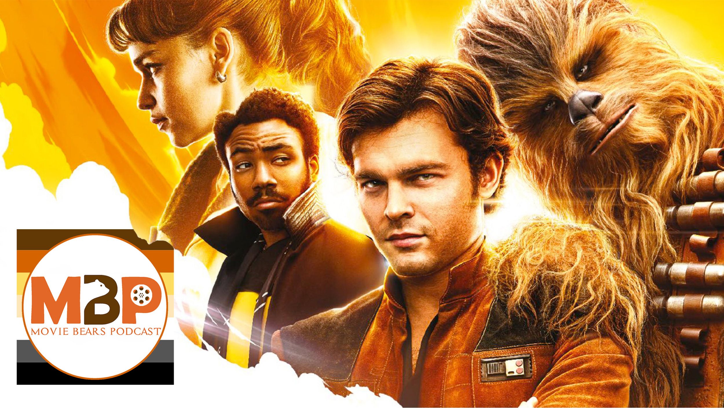 MBP e284 - 'Solo: A Star Wars Story' (5/28/18)    Alright, you scruffy-looking nerf herders! Listen up to our review of the latest addition to the Star Wars movie franchise, 'Solo: A Star Wars Story'.