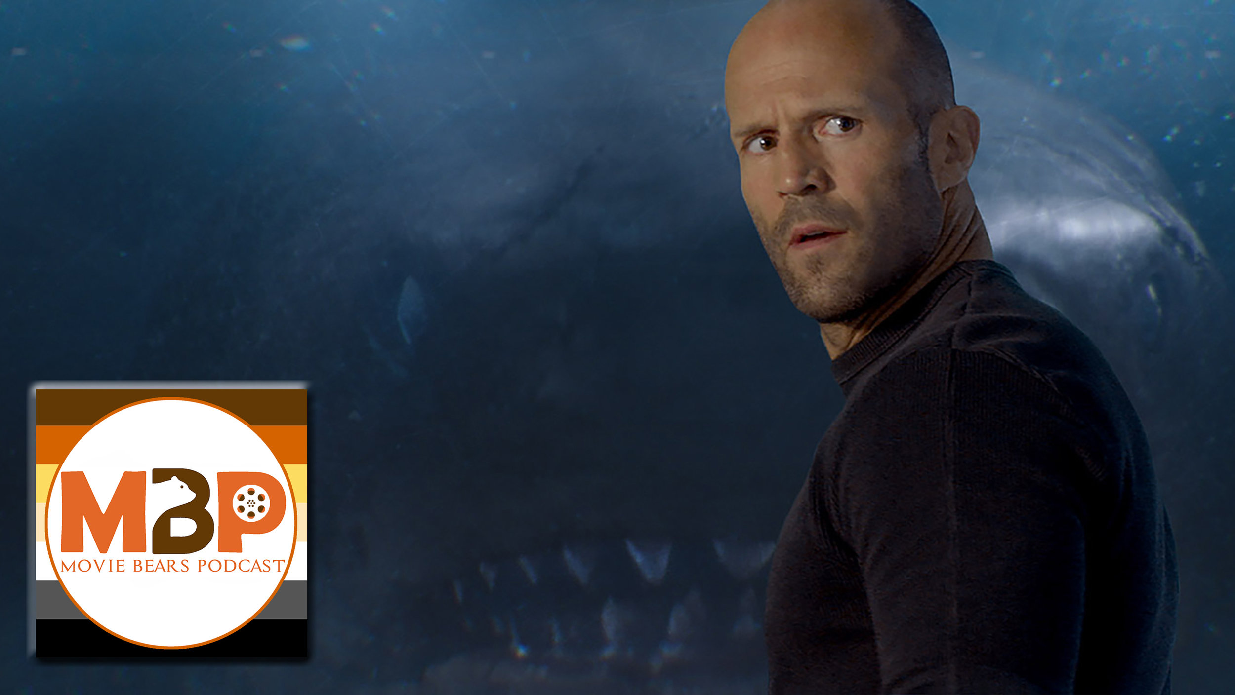 MBP e291 - 'The Meg' (8/14/18)    My god... it's Megaladon! On this week's episode of the Movie Bears Podcast, the boys dive off the deep end and swim with the massive sharks of 'The Meg.' Is this the perfect summer movie? Or did it sink our expectations?