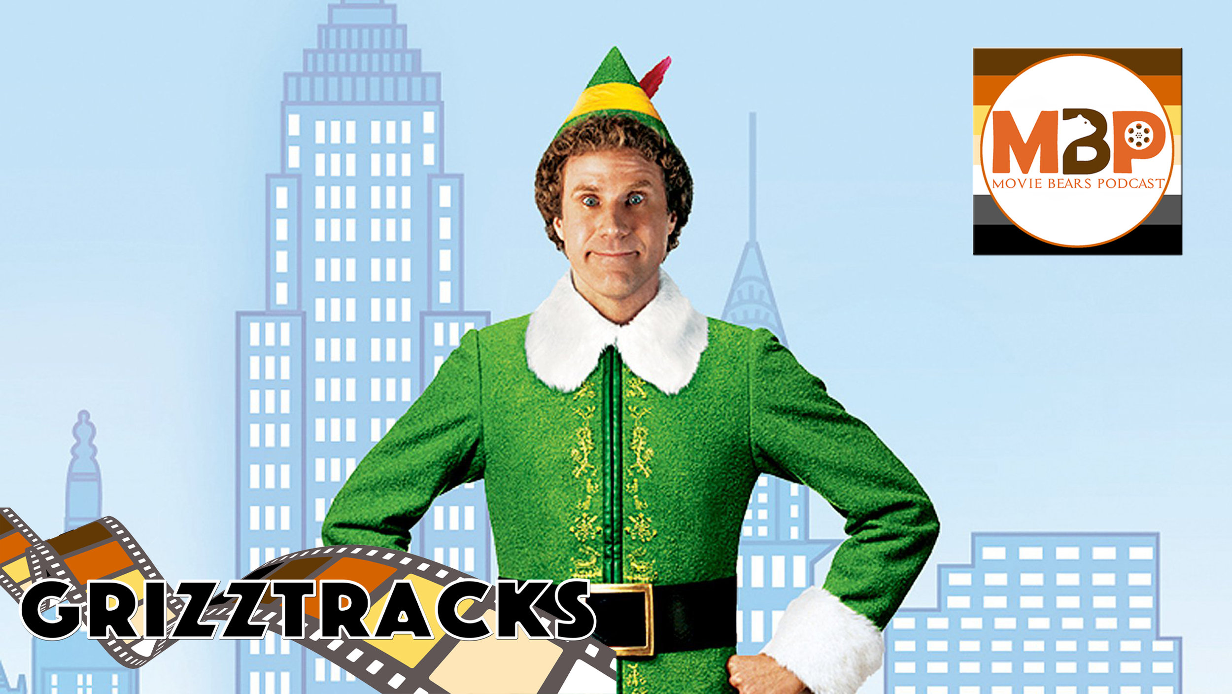 M   BP e304 - GrizzTracks Review of 'Elf' (12/11/18)    On this episode we celebrate our 6 year anniversary by doing something quite different. For the 1st time, we're trying out a new segment called GrizzTracks, where we provide a live commentary track to one of our favorite movies! For this one, we're gonna be talking about and riffing on Will Ferrell's holiday classic, 'ELF'. We provide instructions about when to sync up and follow along. So, for maximum fun, cue up the movie and follow along!!