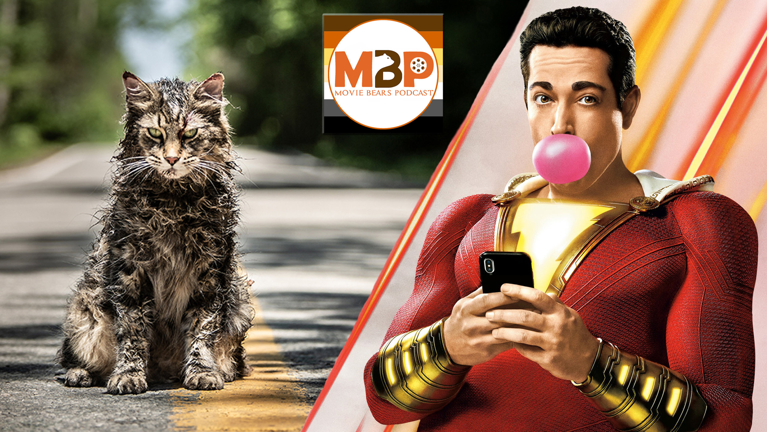 M   BP e317 -    'Shazam!' and 'Pet Sematary'    (4/9/19)    Another Movie Bears Podcast double-review double feature! On this episode, we discuss whether #Shazam! is a high-voltage addition to the growing DC cinematic universe. PLUS, does the remake of #PetSematary breathe new life into the classic Stephen King horror story? Or are some things better left dead?