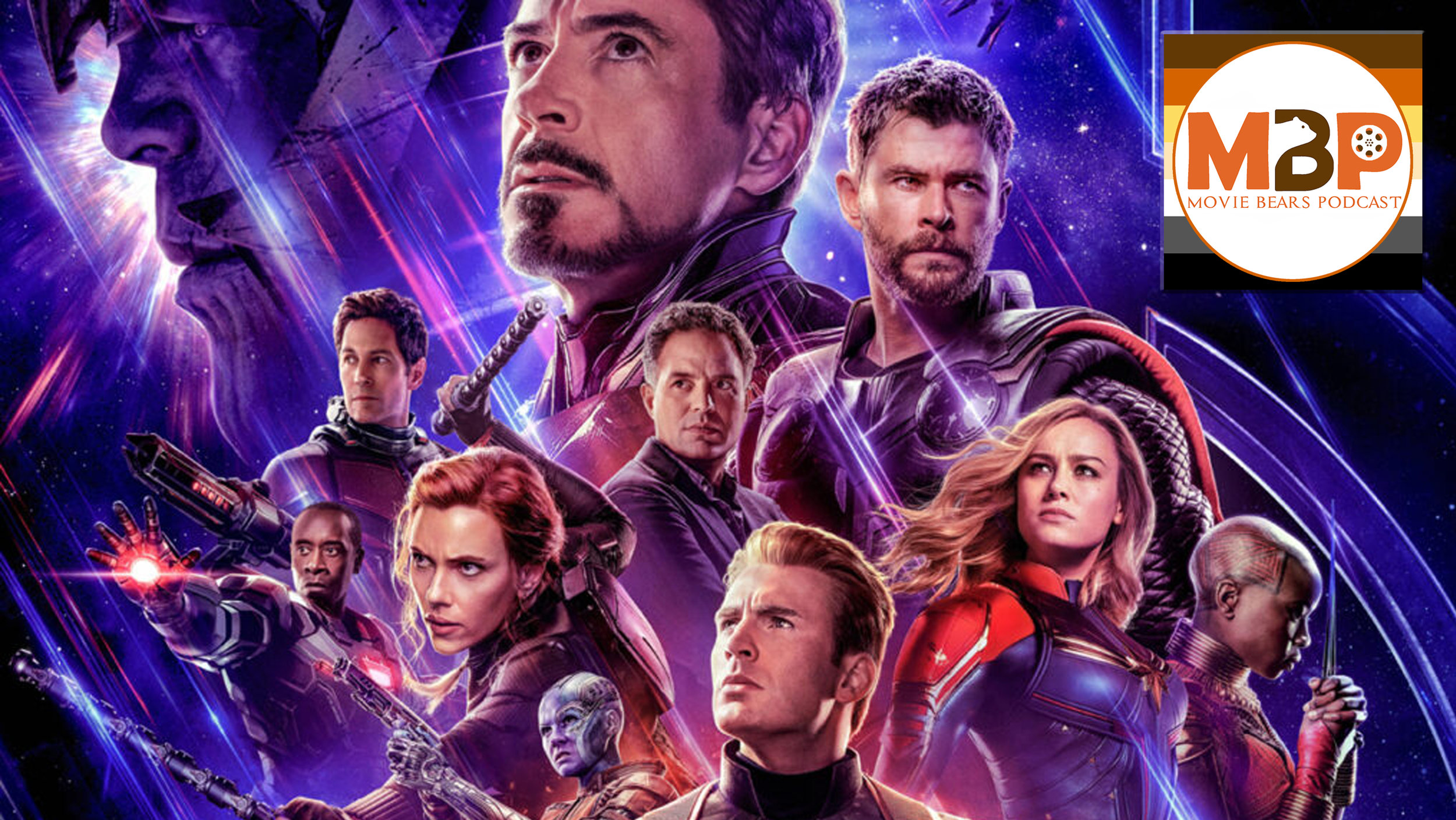 M   BP e3   20   -   'Avengers: Endgame'    (4/30/19)    'AVENGERS: ENDGAME' absolutely wrecked just about every box office record there is. Everyone's talking about it, so we figured… why not get in on some of this action? In this episode, have a listen to our review of the film. We'll start off with our spoiler-free section and then give plenty of notice for you to skip to, or over, our all-out spoiler discussion.