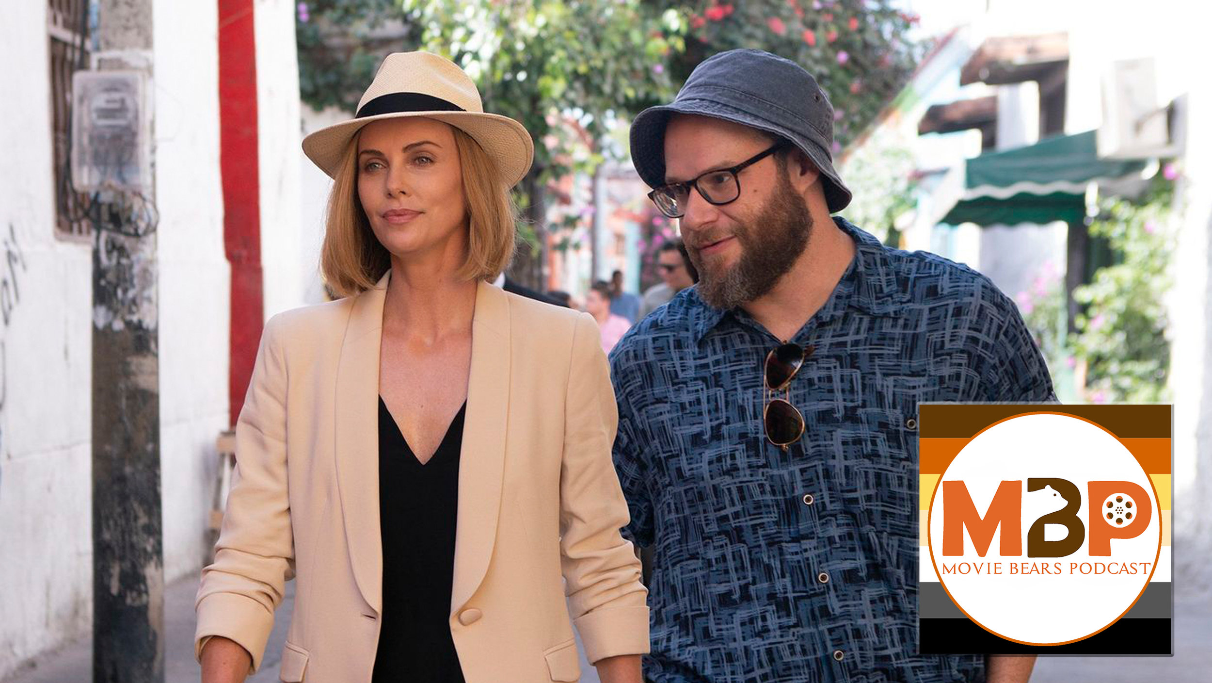 M   BP e3   21   -   'Long Shot'    (5/7/19)    'On this episode we talk about how Seth Rogen and Charlize Theron get romantic - and Presidential - in the new rom-com #LongShot Does this get our vote of comedy approval? Or should you leave this one off the ballot? PLUS, we're discussing a few major news announcements for the Star Wars, Marvel, and Avatar film franchises. Have a listen!