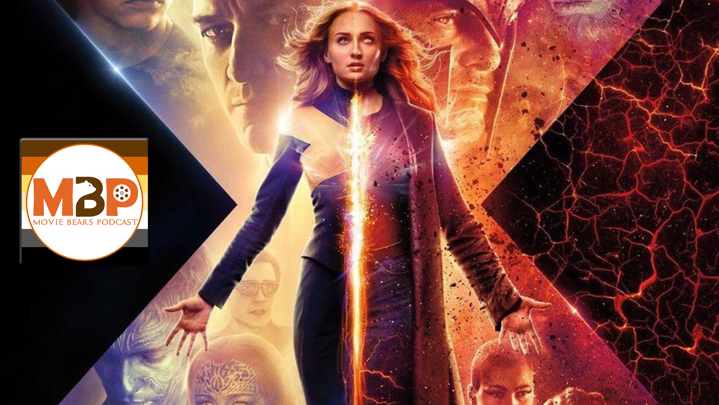 MBP e327 - 'Dark Phoenix' (6/13/19)    On this episode, we review 'Dark Phoenix' and try to decide if this latest X-Men film burns the franchise's legacy to the ground. Or does it breath new life into our favorite band of merry Marvel mutants? We'll be discussing this, as well as the latest in Star Trek and Batman news and a quick revisit of 'Rocketman'. We also read some live comments from our amazing listener friends.