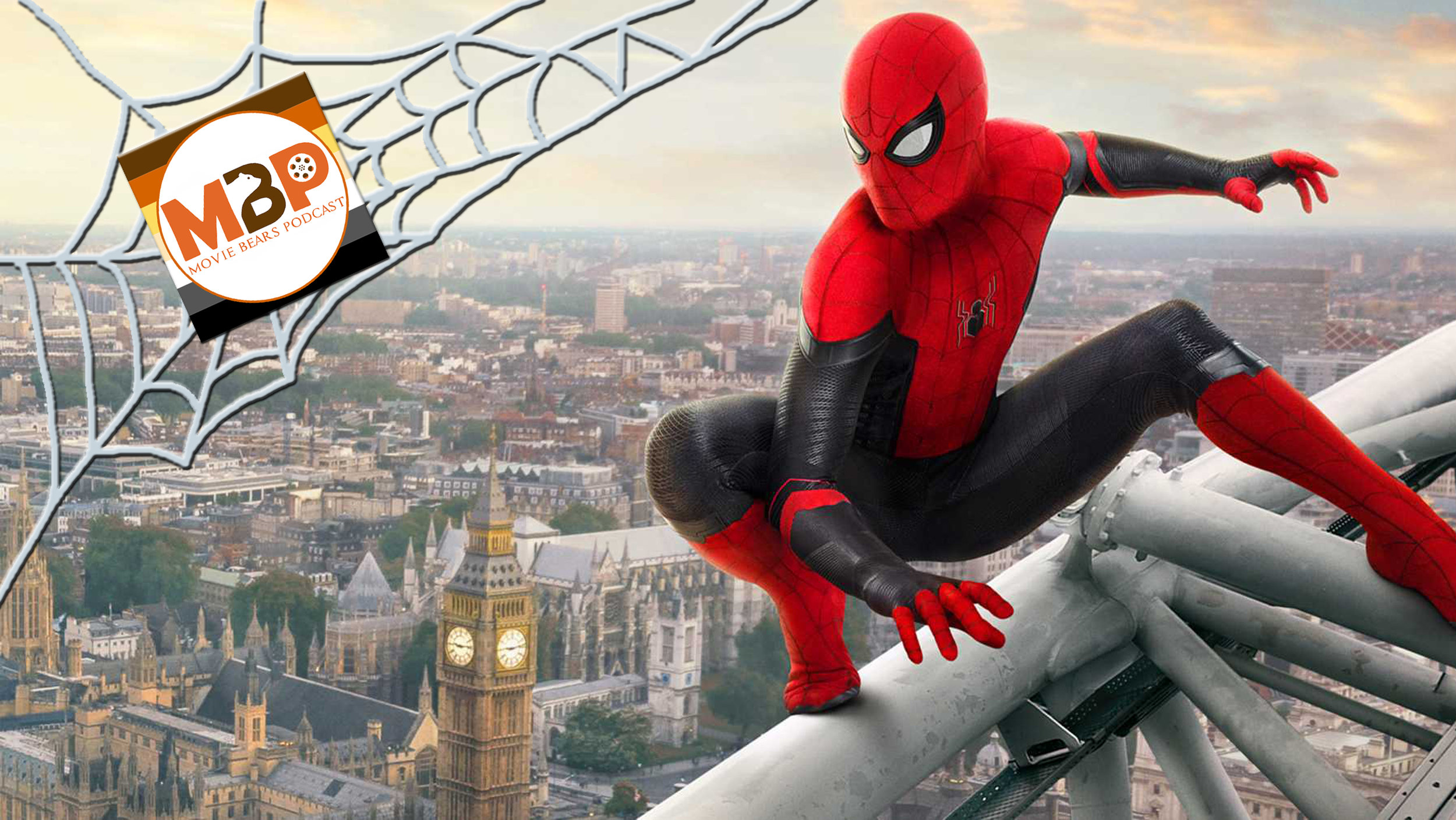 MBP e330 - 'Spider-Man: Far From Home' (7/9/19)    Pack your bags, we're going on a European vacation! Yep, Brad, Jim, and Will are joining Peter Parker and his friends on their adventure abroad in 'Spider-Man: Far From Home!' How does the 23rd film in the Marvel Cinematic Universe stack up to, well, every film that came before, and most of all, to our expectations?? Listen here to find out and also catch up on some movie interesting news!