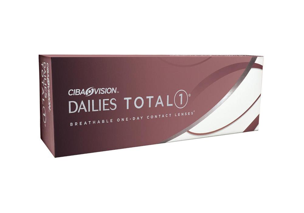 Ciba Vision    Dailies T    otal 1   $45.00per box