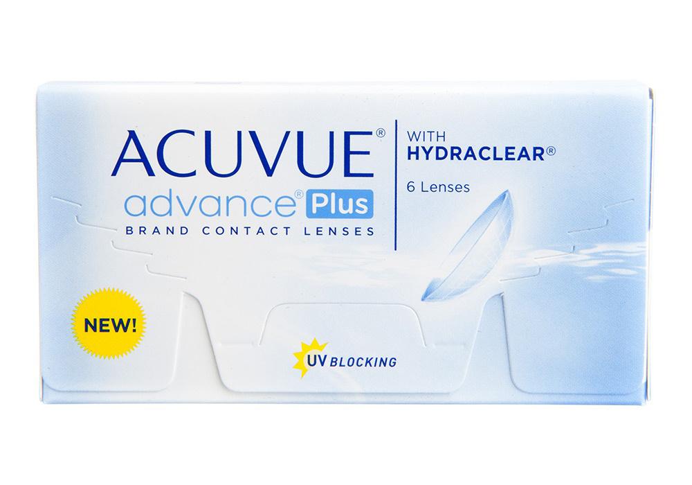 Acuvue Advance Plus 6s