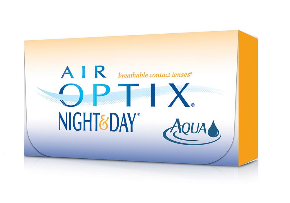 Alcon Air Optix Night & Day Aqua   $80.00per box