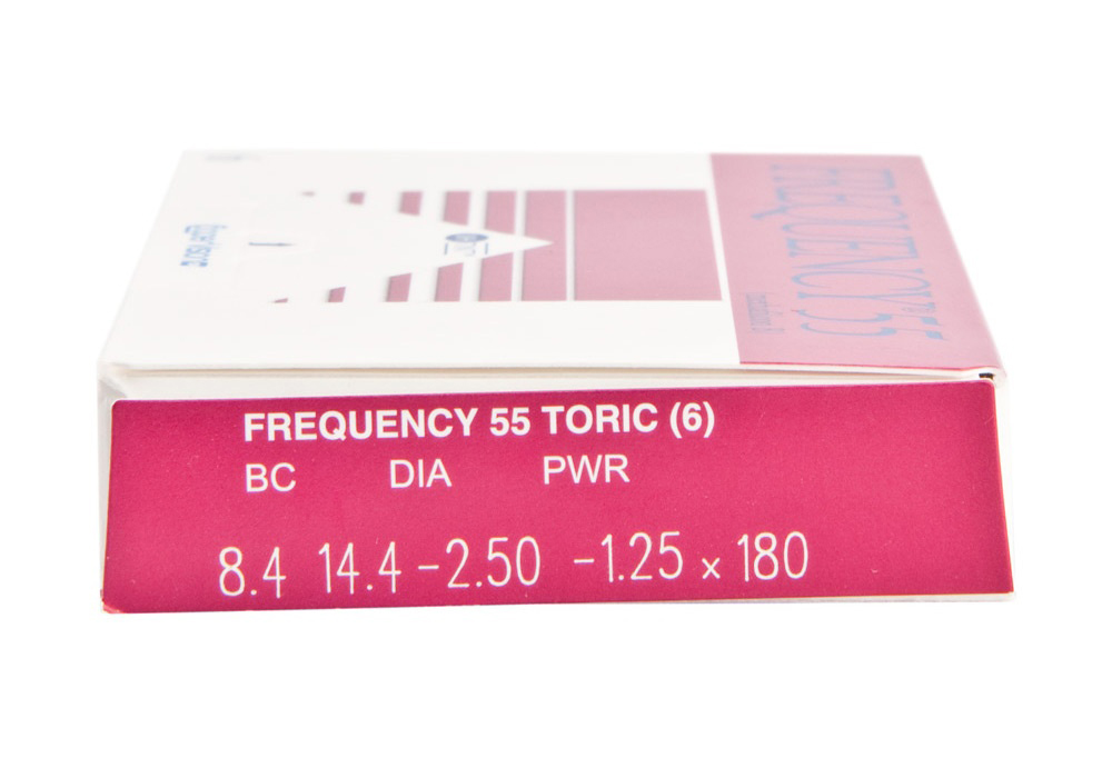 Frequency 55 Toric side
