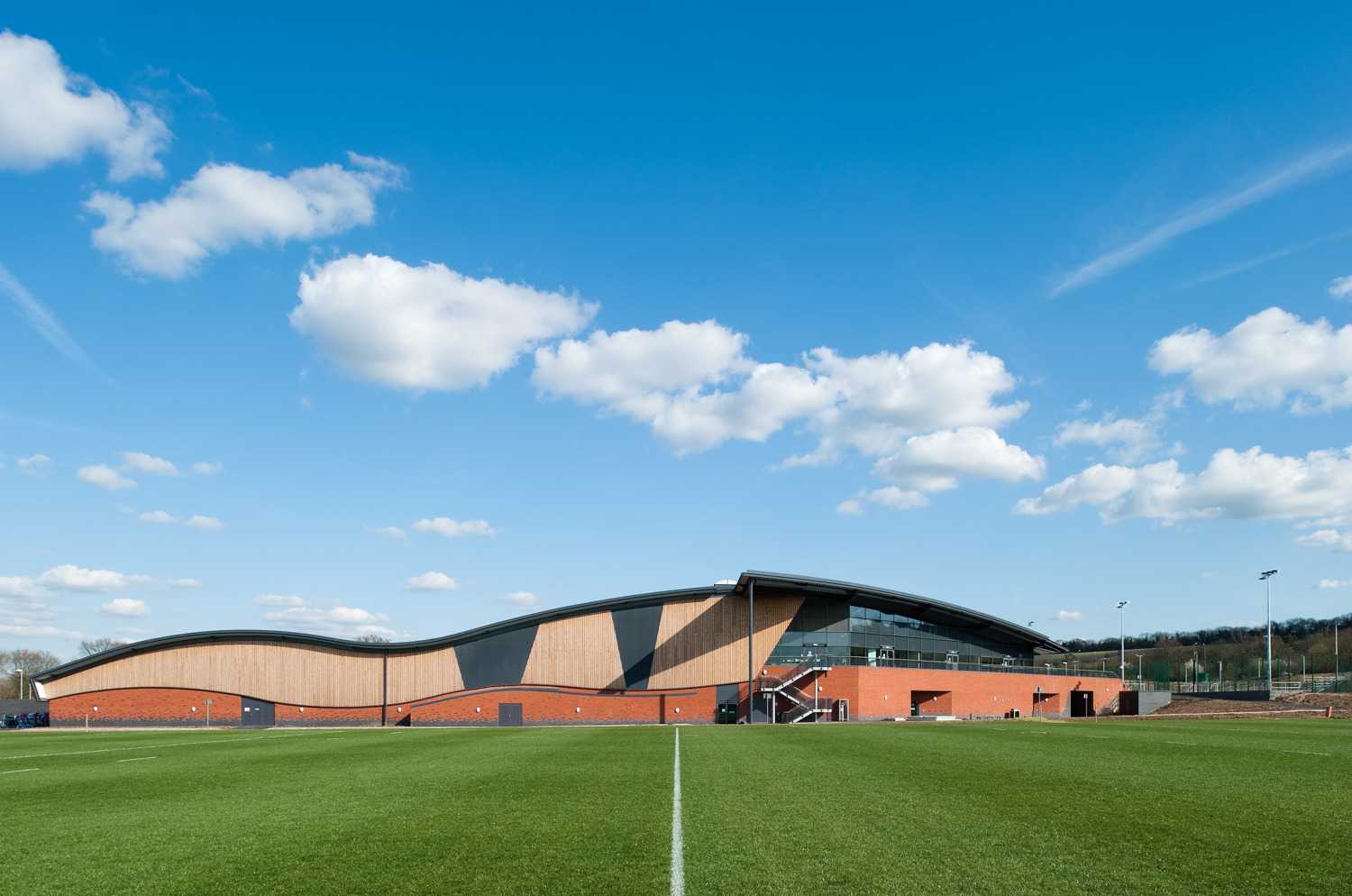 Surrey Sports Park University of Surrey