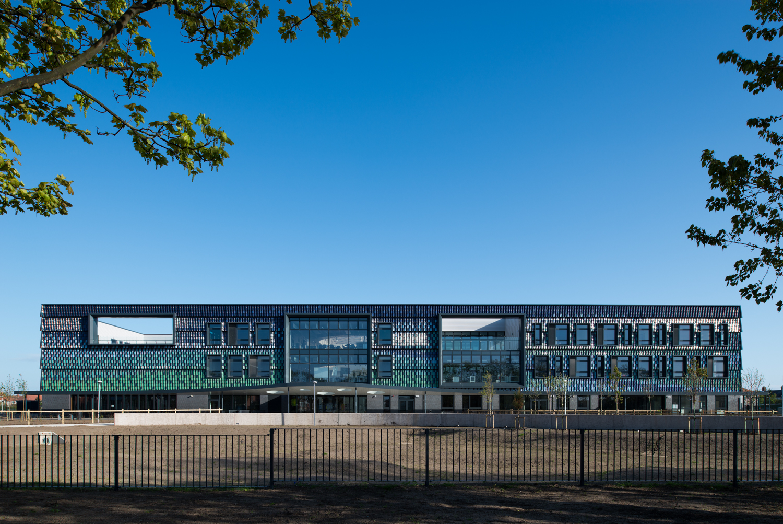 Highfield Humanities College | Architects: Feilden Clegg Bradley Studios | Main Contractor: Eric Wright Construction