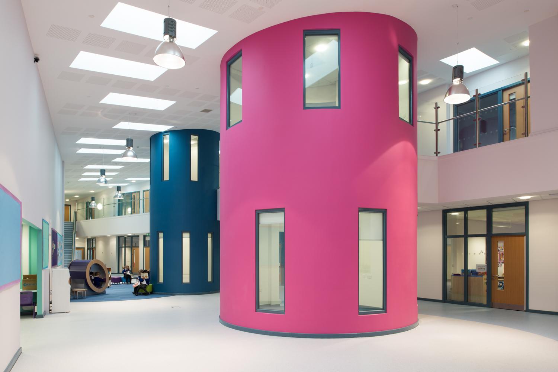 Blackpool Gateway Academy | Architects: IBI Nightingale | Main Contractor: Eric Wright Construction