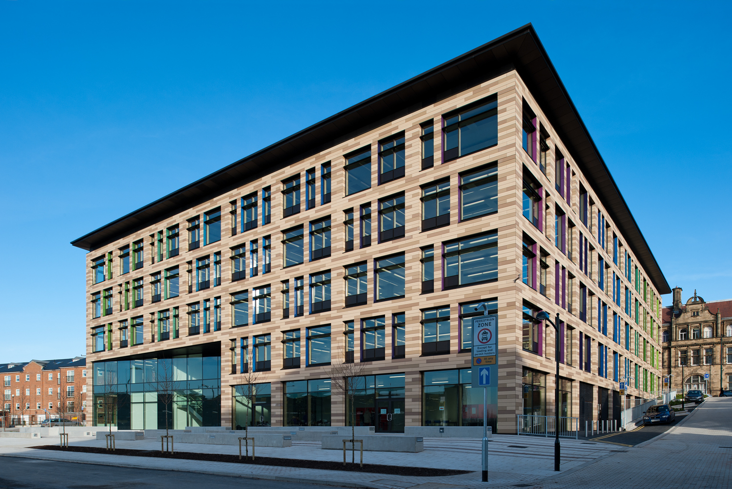 Wakefield One | Architects: Cartwright Pickard | Main Contractor: Morgan Sindall