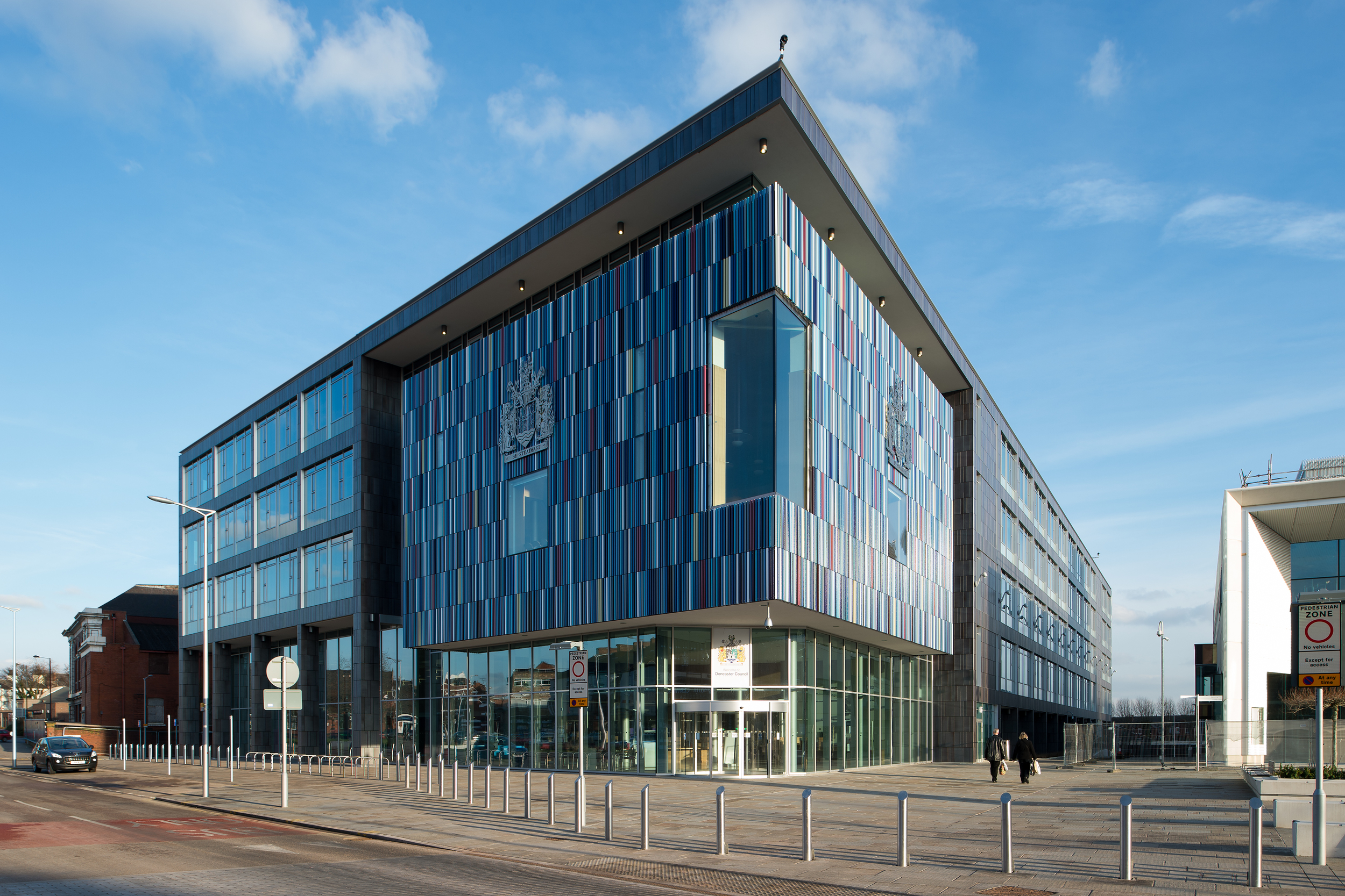 Doncaster Civic Offices | Architects: Cartwright Pickard | Main Contractor: Wates Construction
