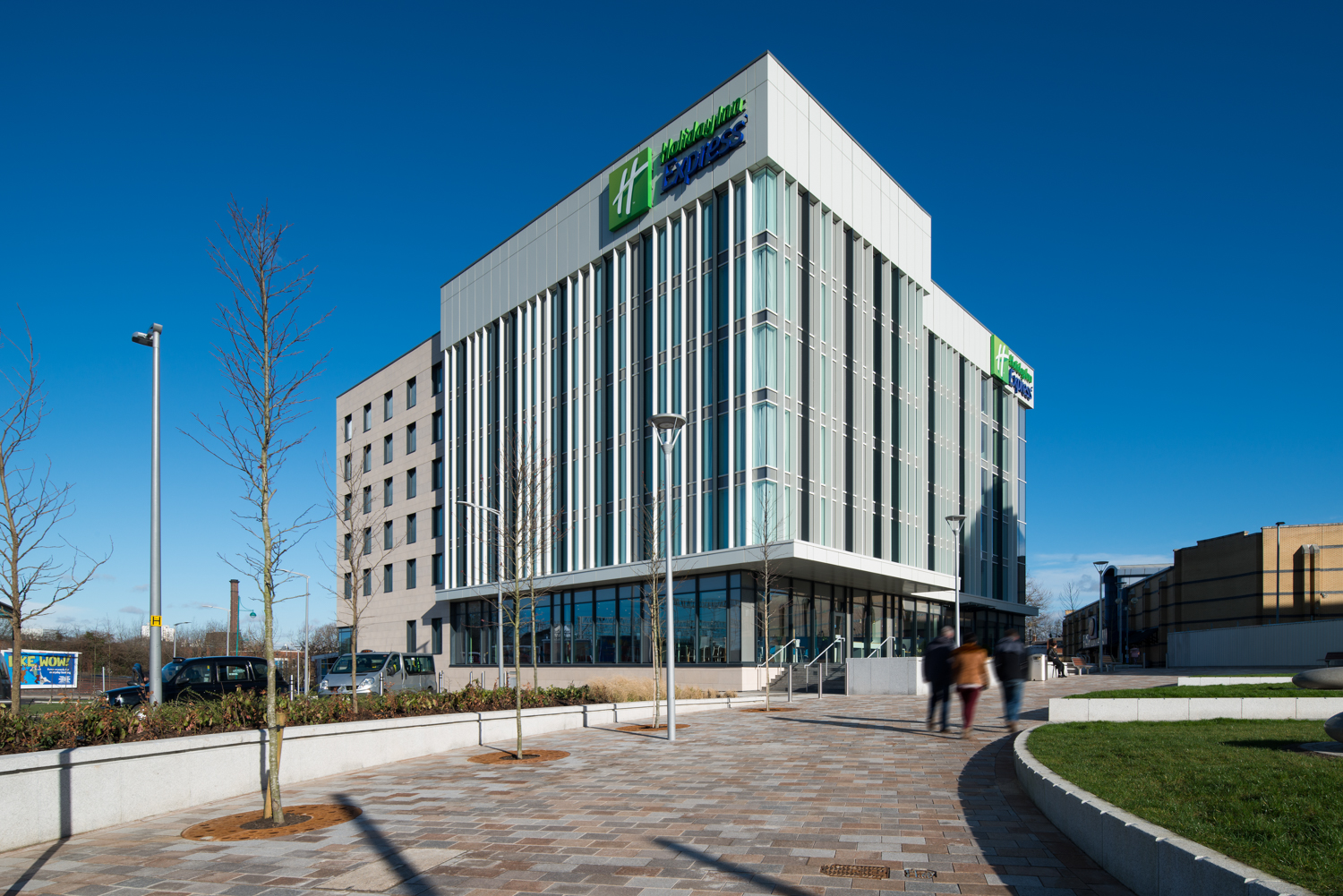 Stockport Exchange Holiday Inn Express