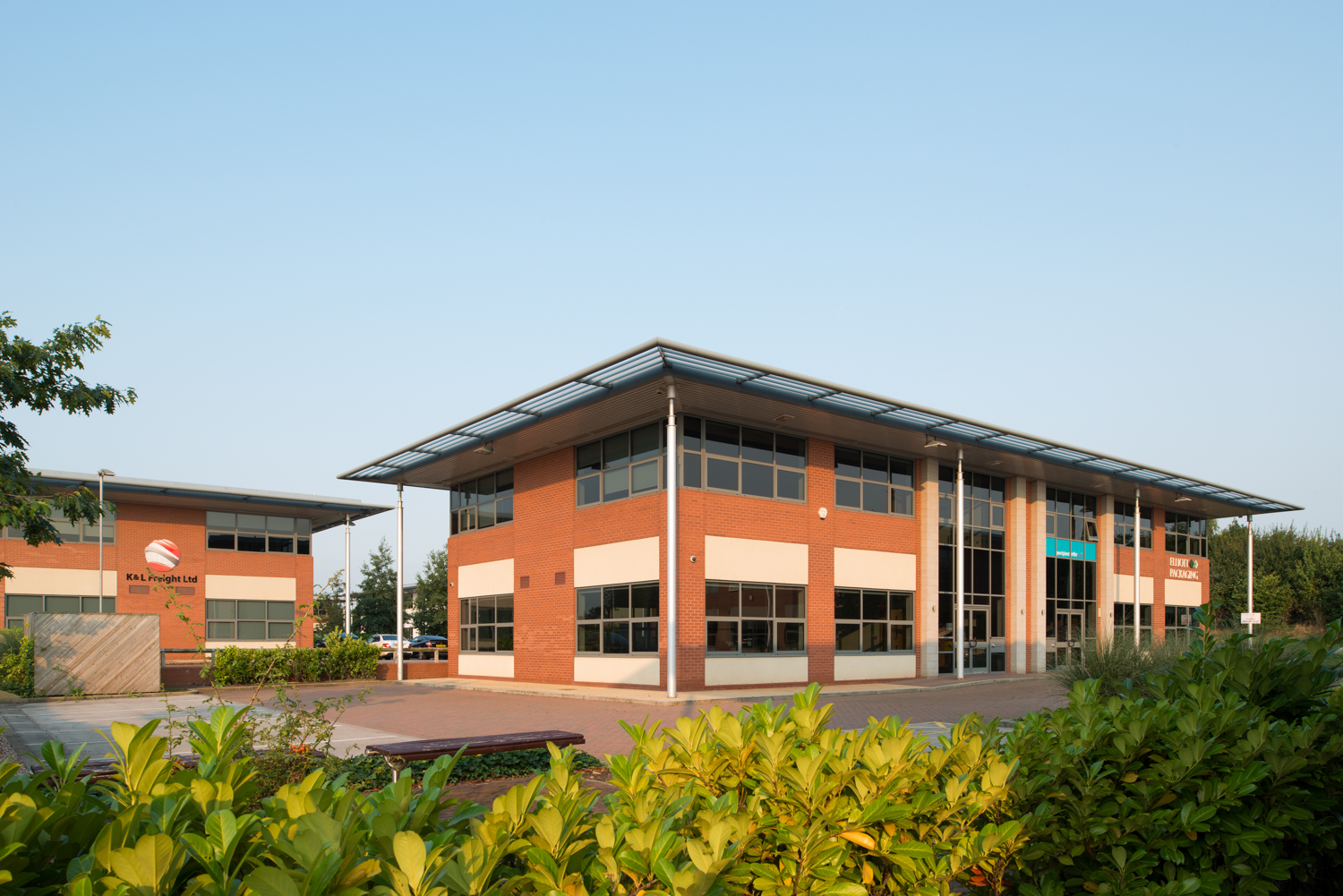 Cheshire Business Park Lostock