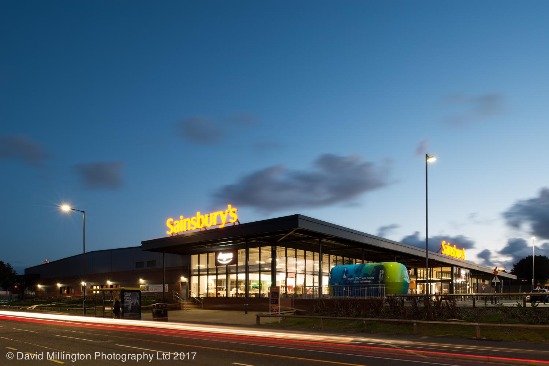 Sainsburys Great Homer Street Liverpool