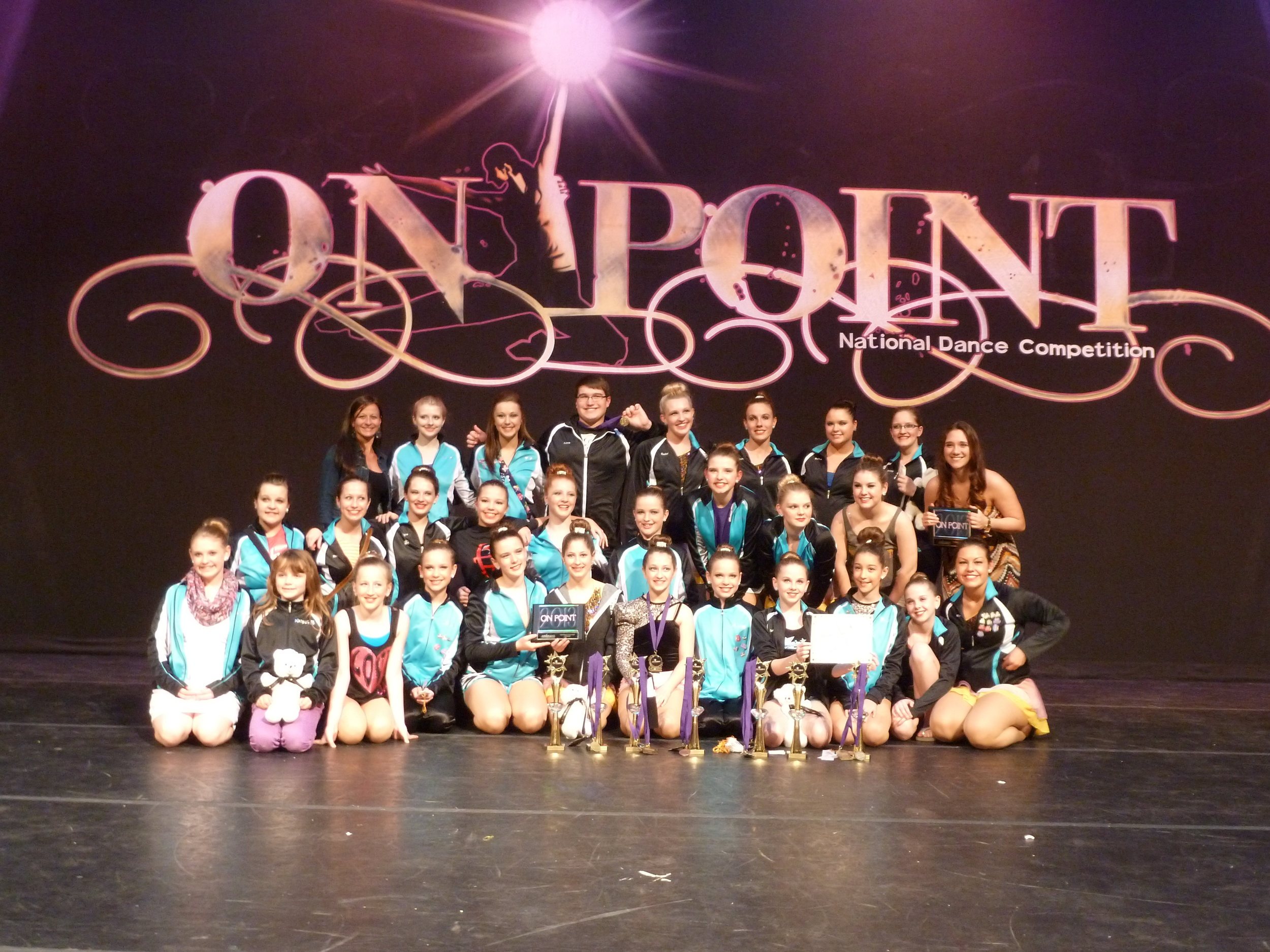 2013 ON POINT DANCE COMPETITION